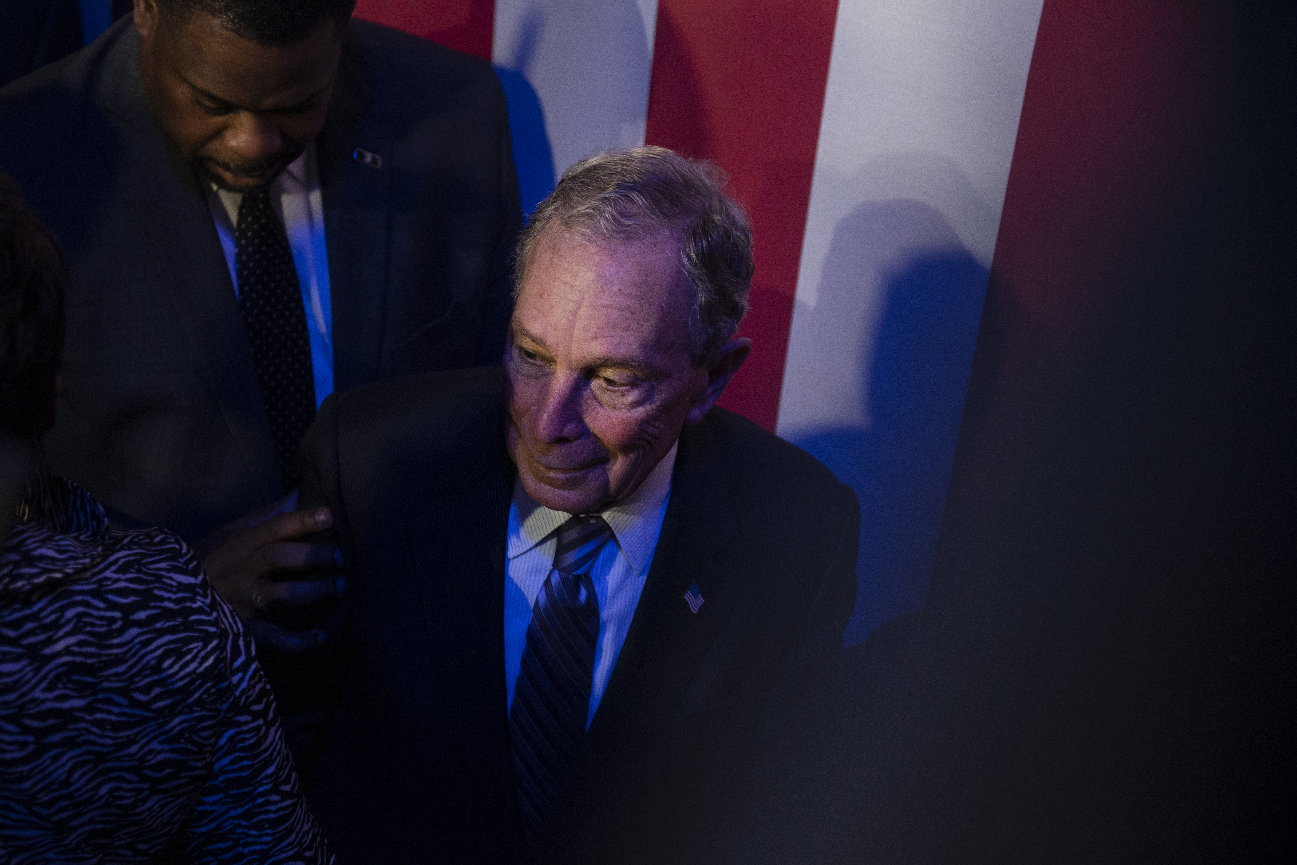 "Democratic Presidential Candidate Mike Bloomberg Launches ""Mike For Black America"" Campaign Initiative"