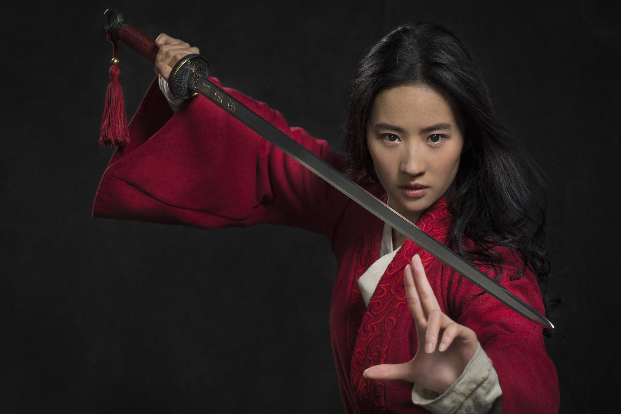 Crystal Liu stars as Mulan in the remake of the 1998 animated film of the same name.