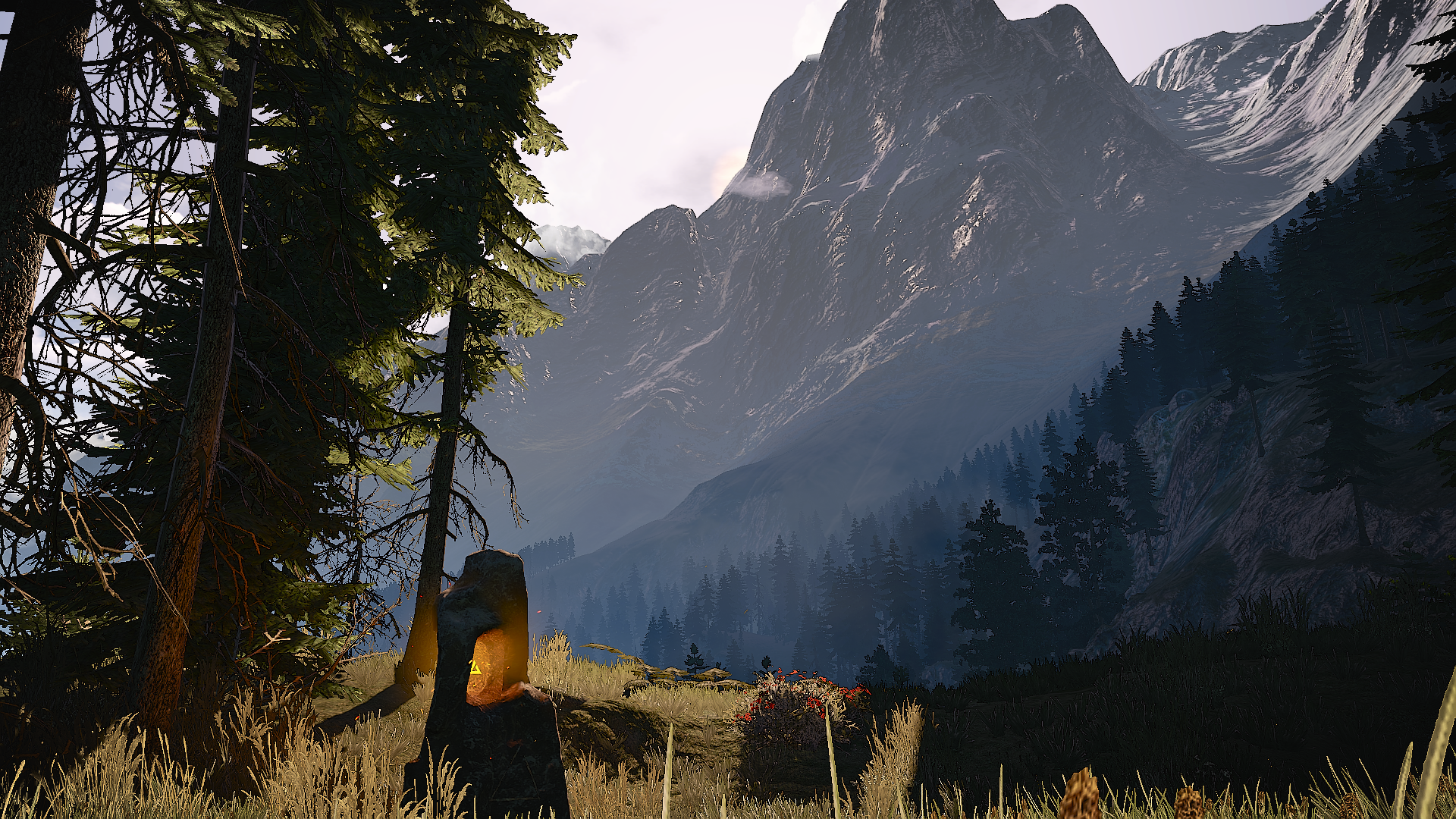 The Witcher 3 Kaer Morhen Places of Power locations map