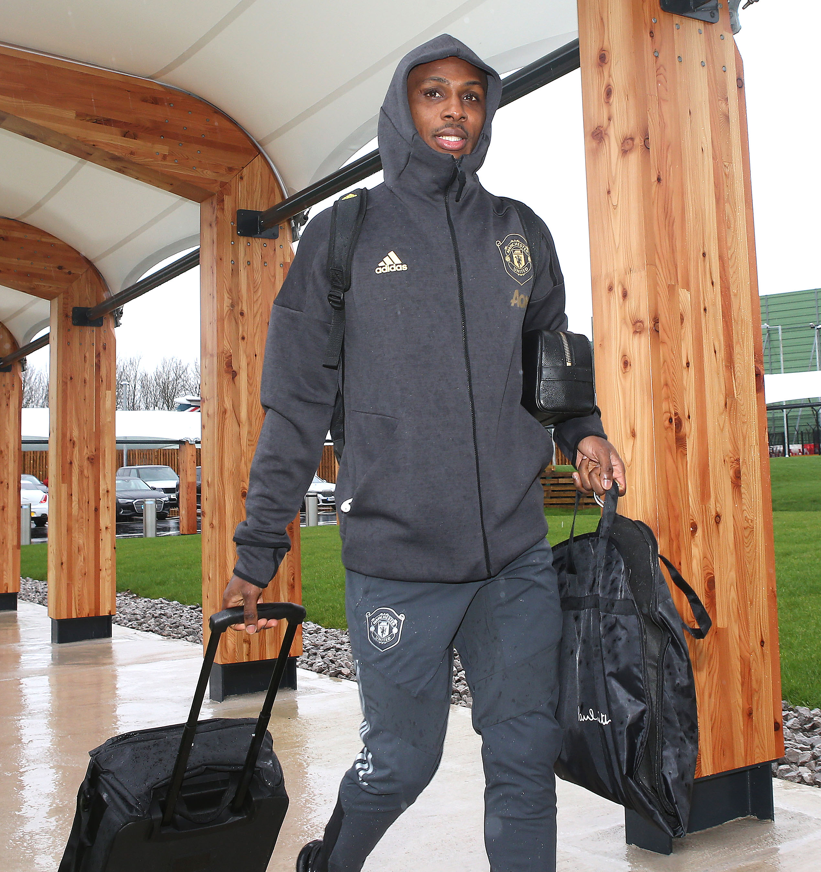 Manchester United Travel to Bruges for Their Europa League Round of 32 First Leg Match