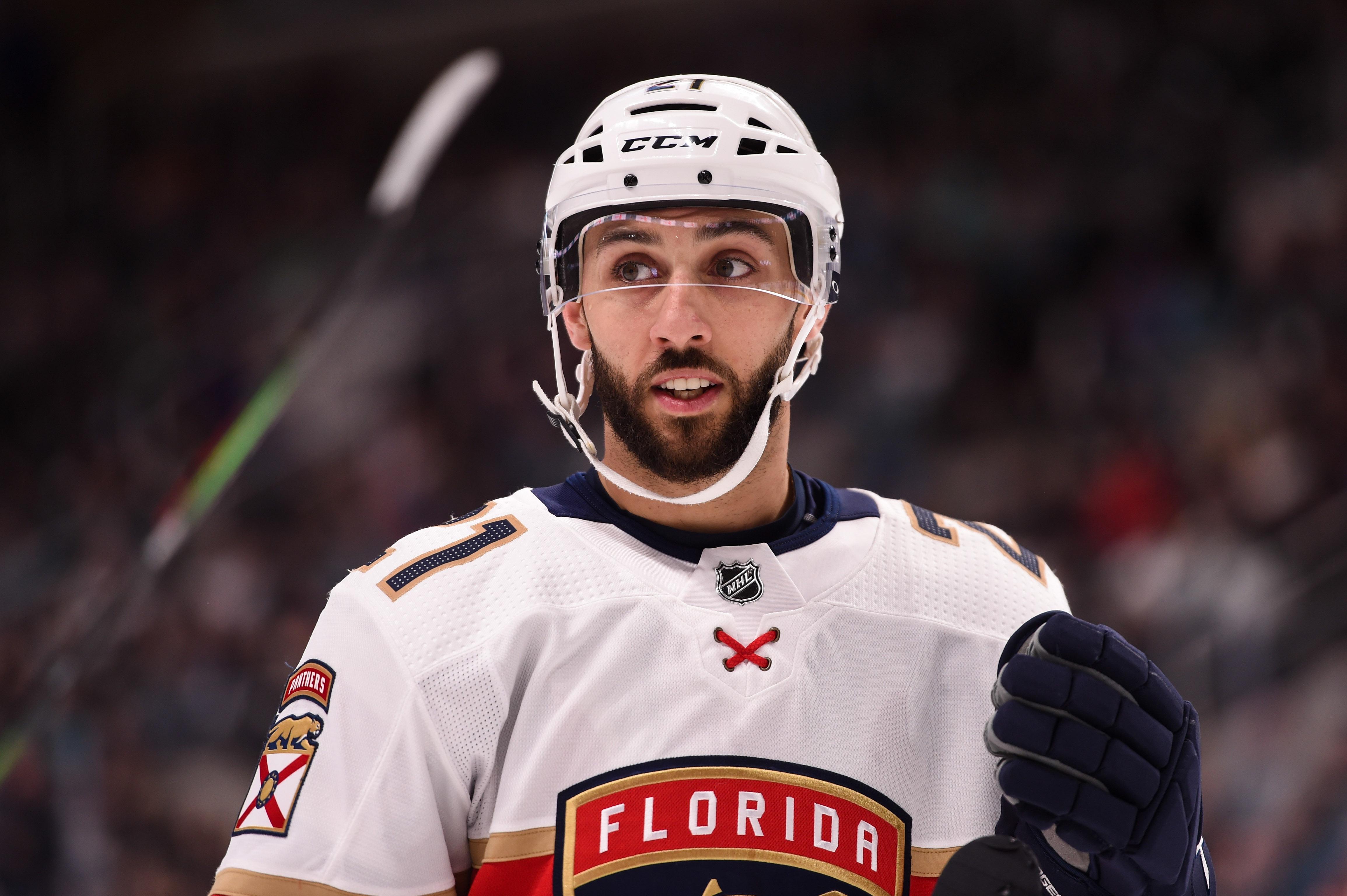 NHL: Florida Panthers at San Jose Sharks