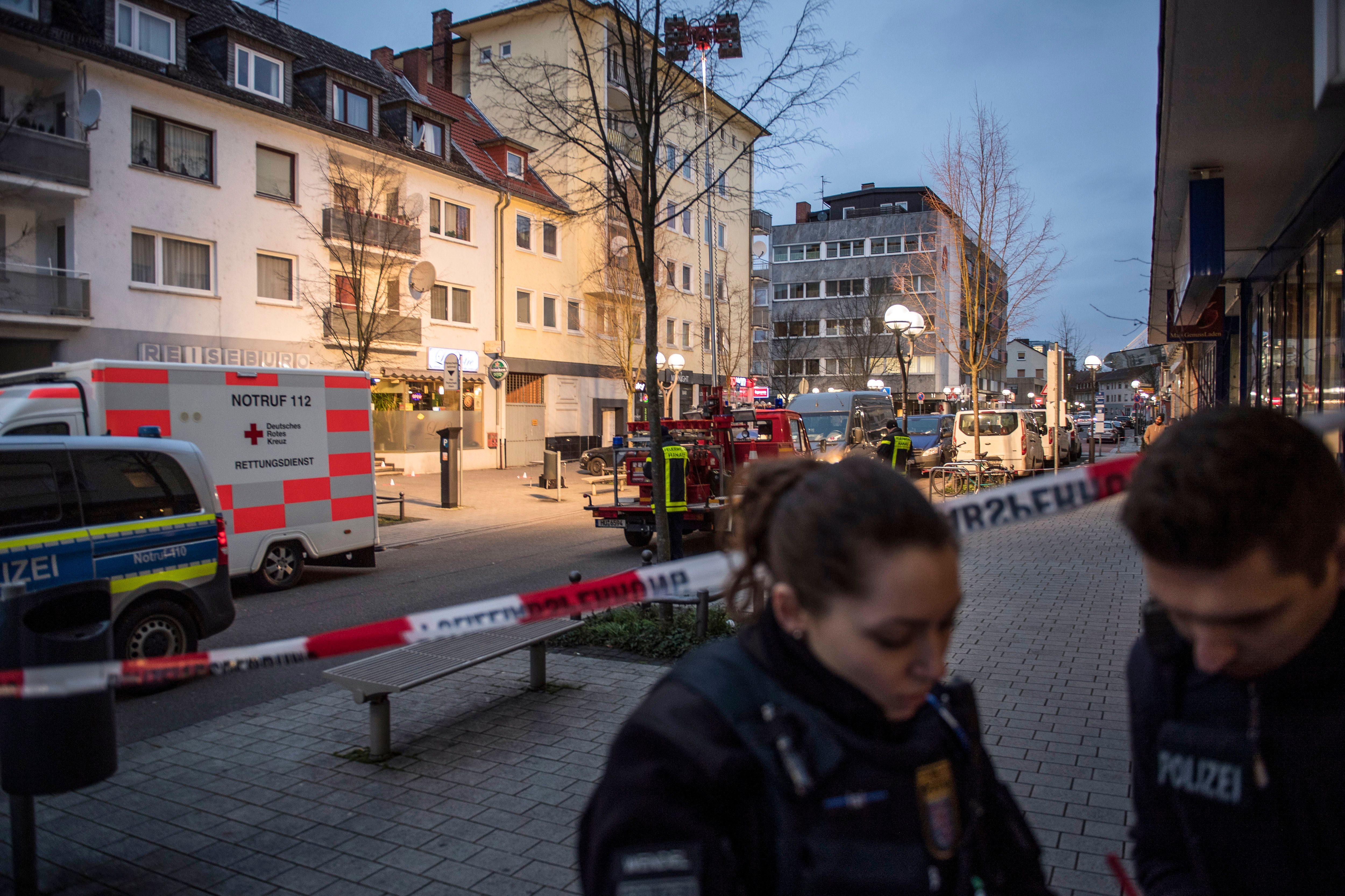 What the mass shooting in Germany tells us about its far-right extremism problem