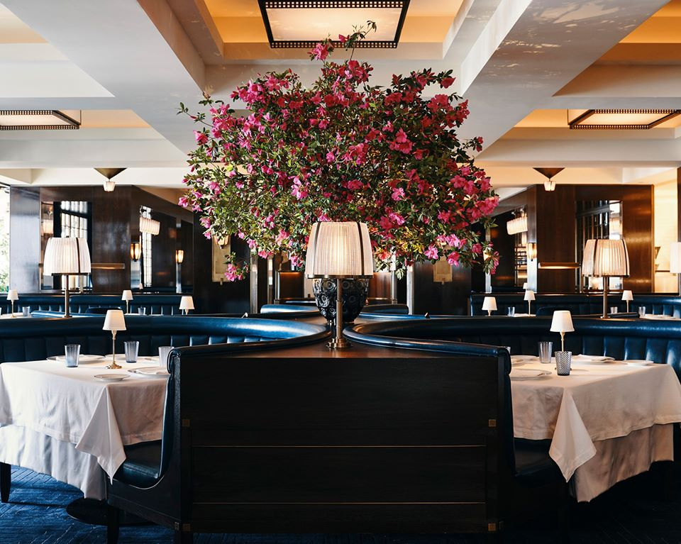 new York city's TAK Room, headed to Wynn Las Vegas to replace the shuttered Country Club.