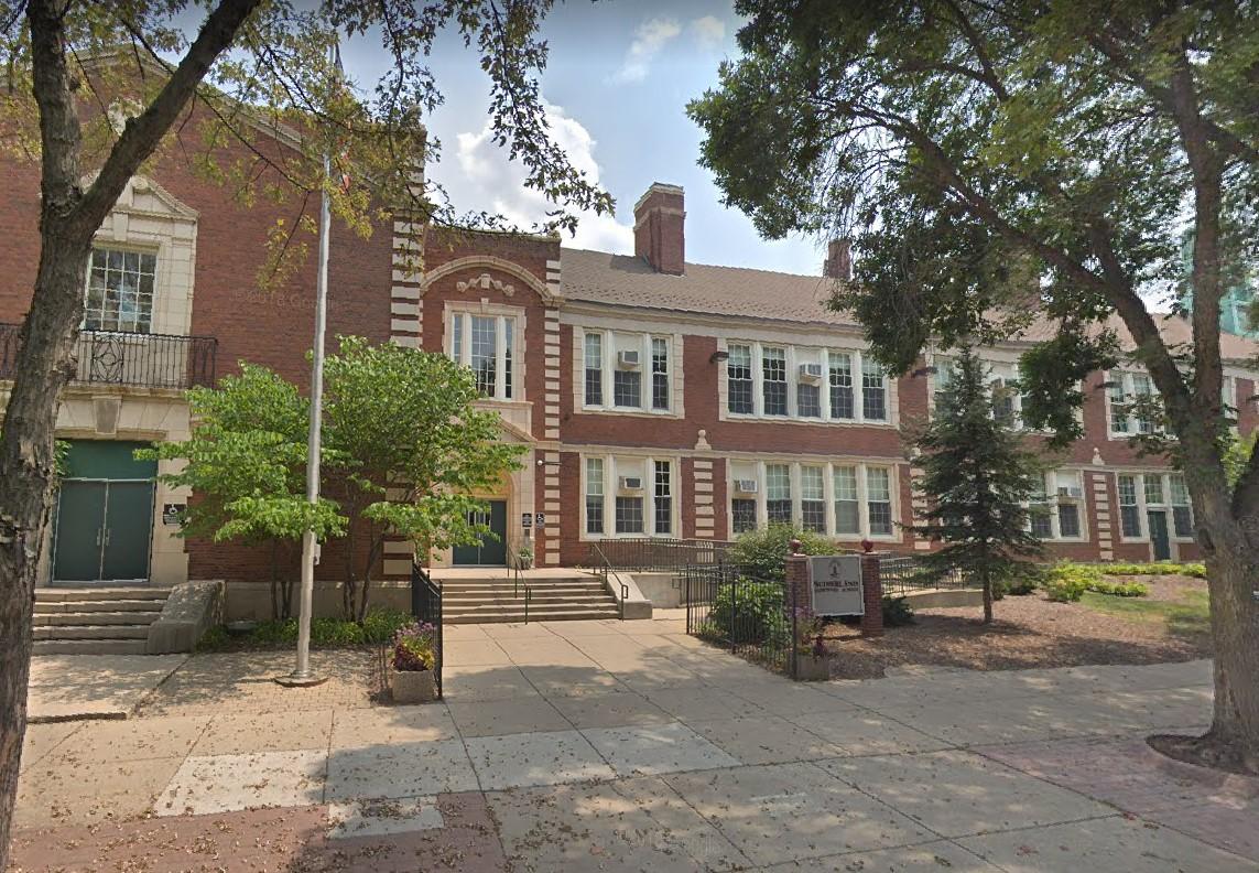 Sutherland Elementary School, 10015 S. Leavitt St.