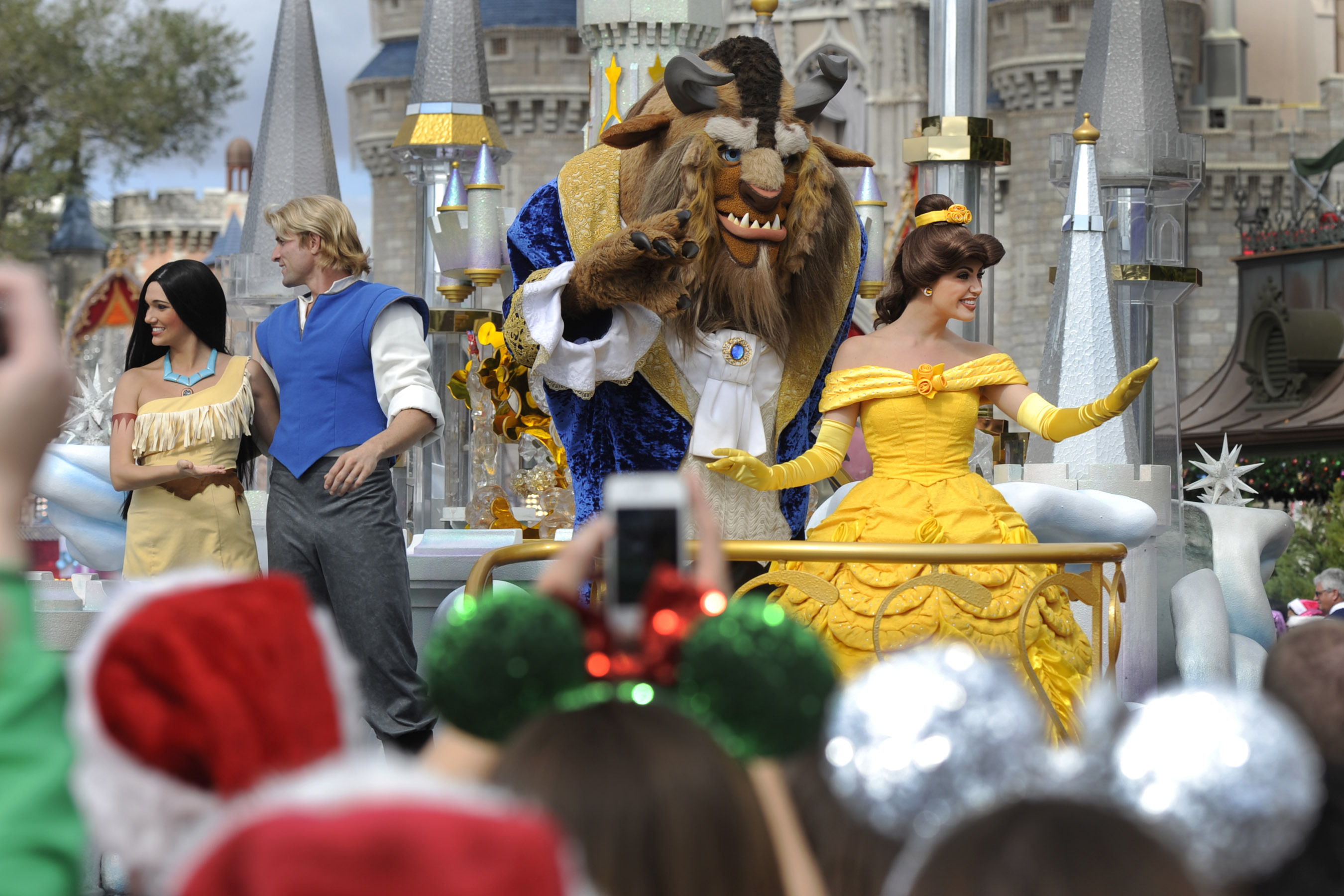 Odd Job: What's it like to be a real-life Disney princess?