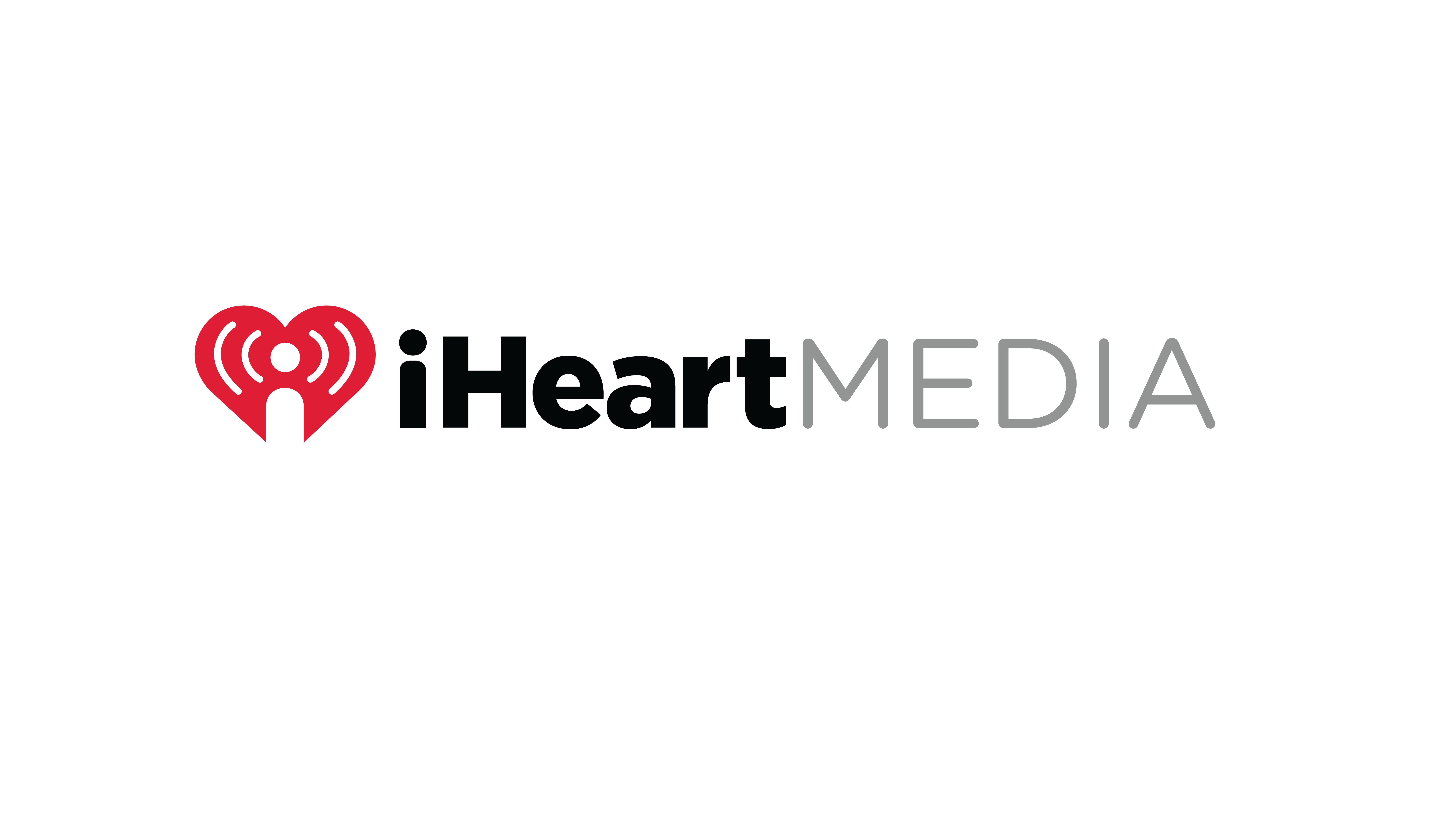 iHeartMedia horizontal logo (Credit: iHeartMedia)