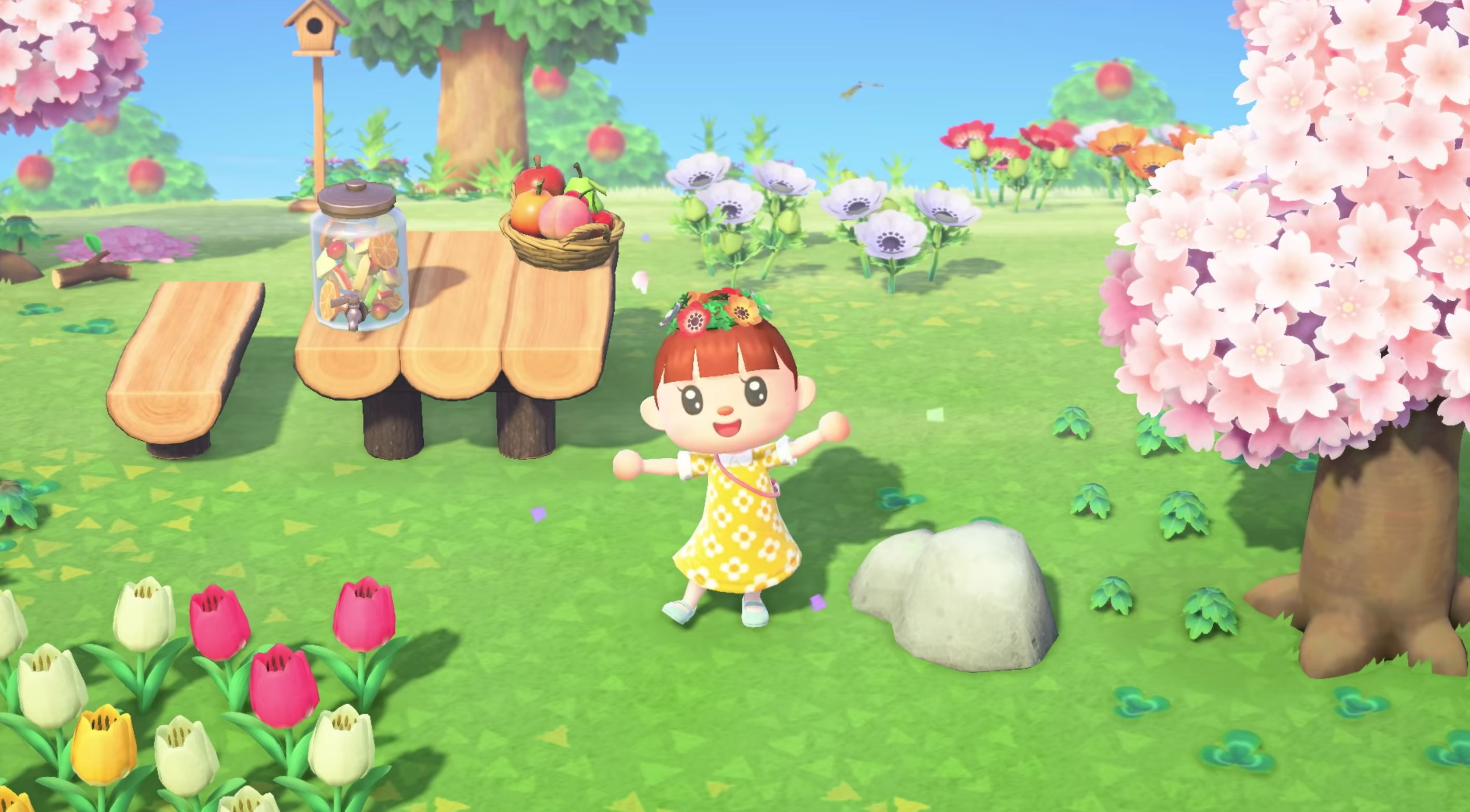 """""""Animal Crossing: New Horizons"""" will be released exclusively for Nintendo Switch March 20, 2020."""
