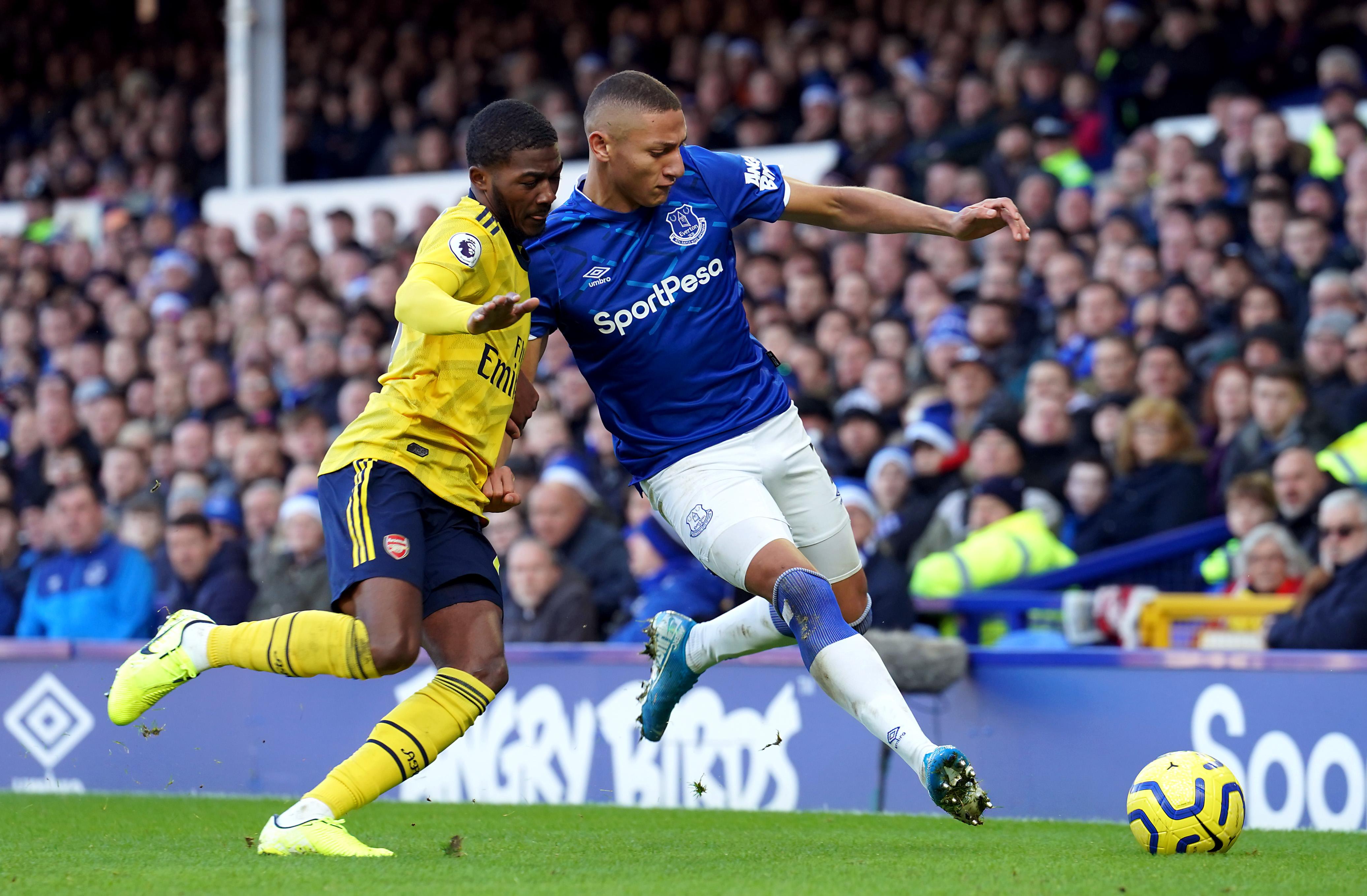Everton v Arsenal - Premier League - Goodison Park