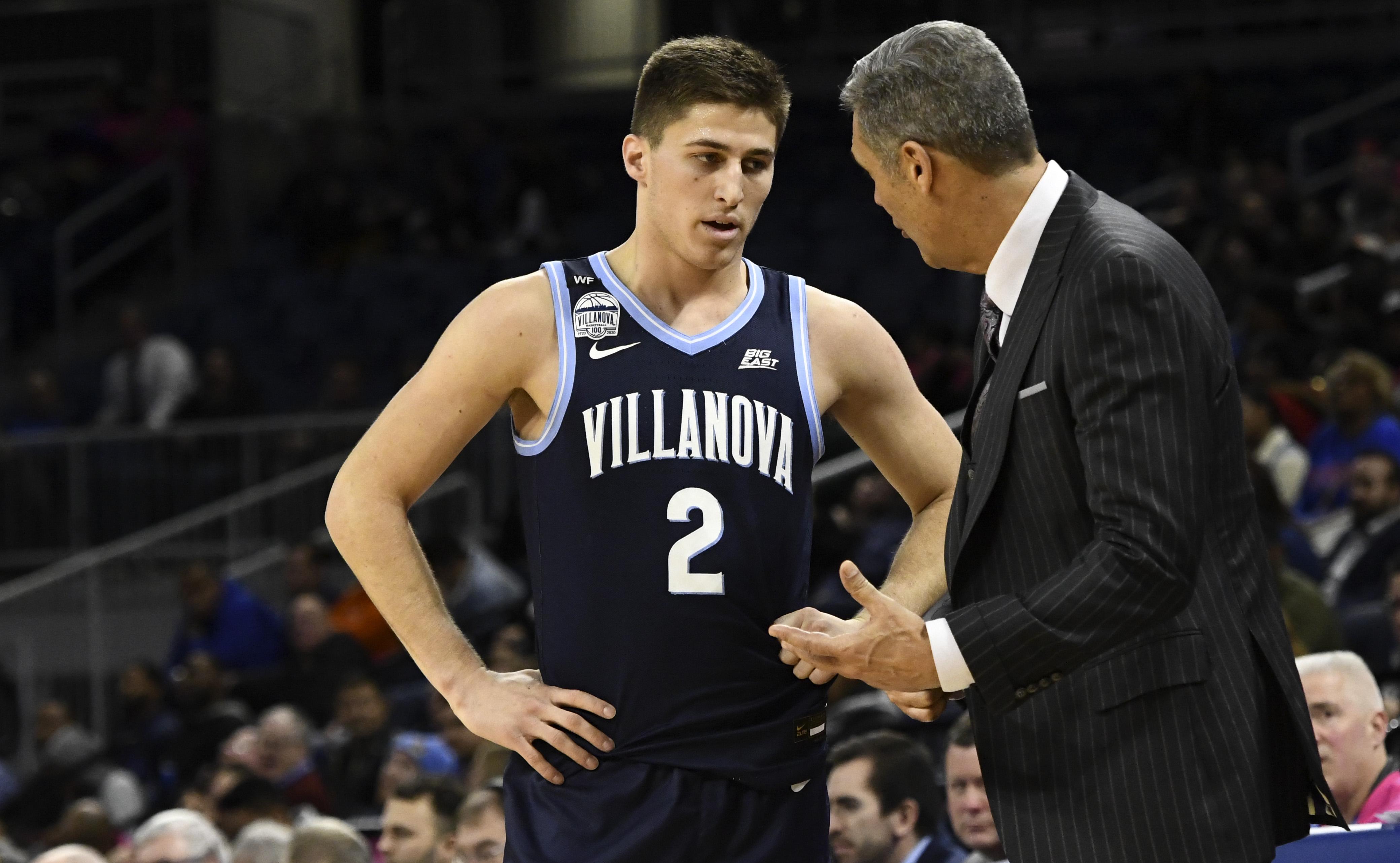 NCAA Basketball: Villanova at DePaul