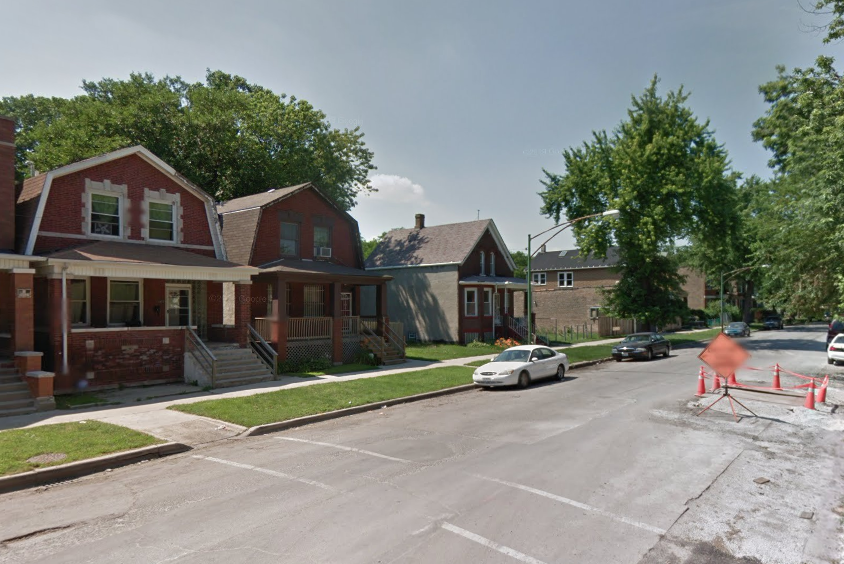 A woman was shot Feb. 22, 2020, in the 1400 block of East 69th Place in Grand Crossing.