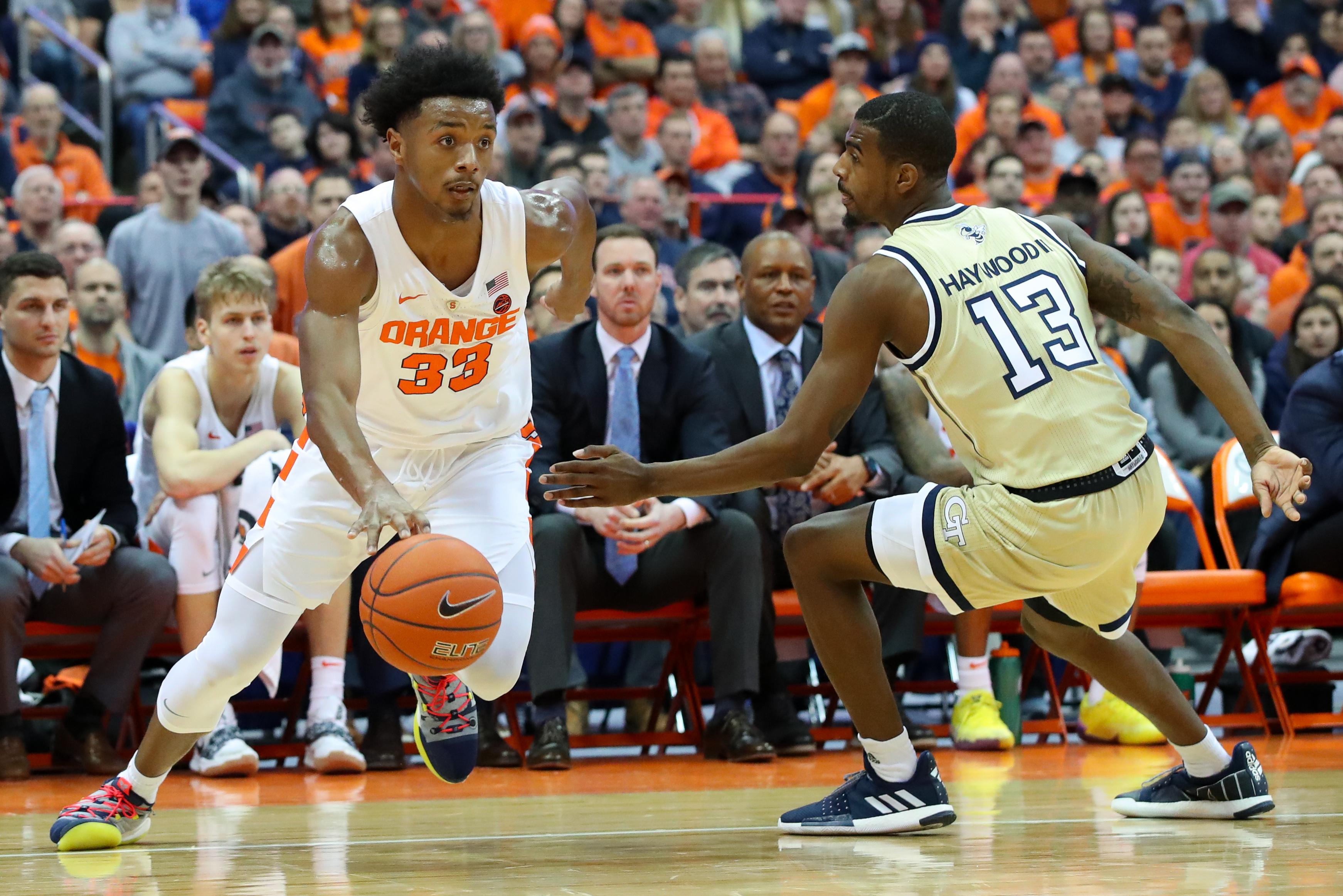 Georgia Tech v Syracuse