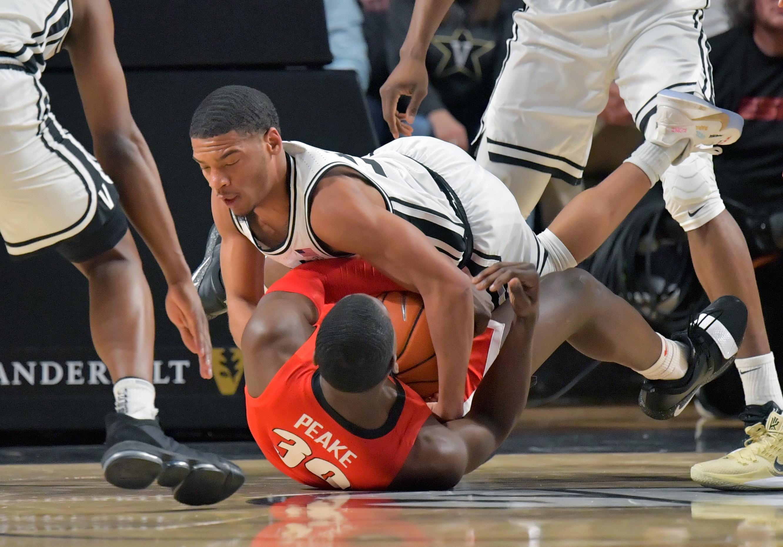 NCAA Basketball: Georgia at Vanderbilt