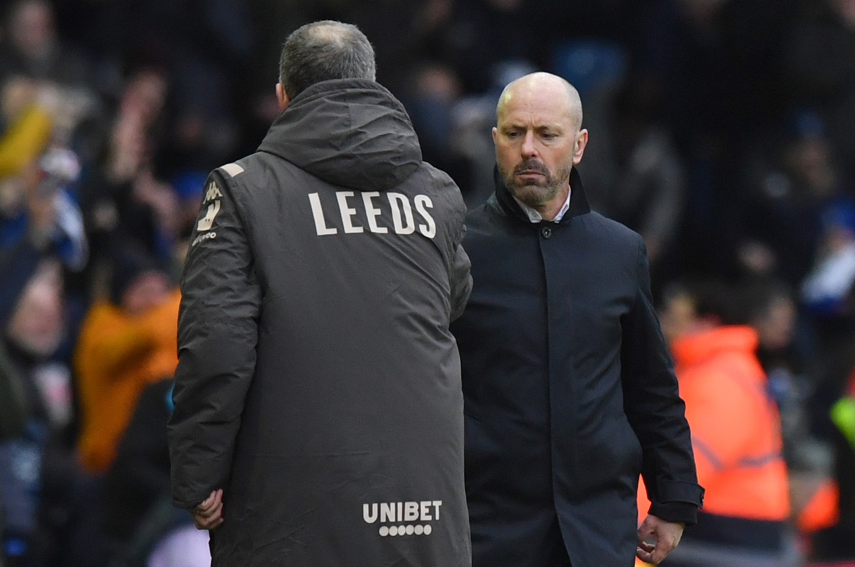 Leeds United v Reading - Sky Bet Championship - Elland Road