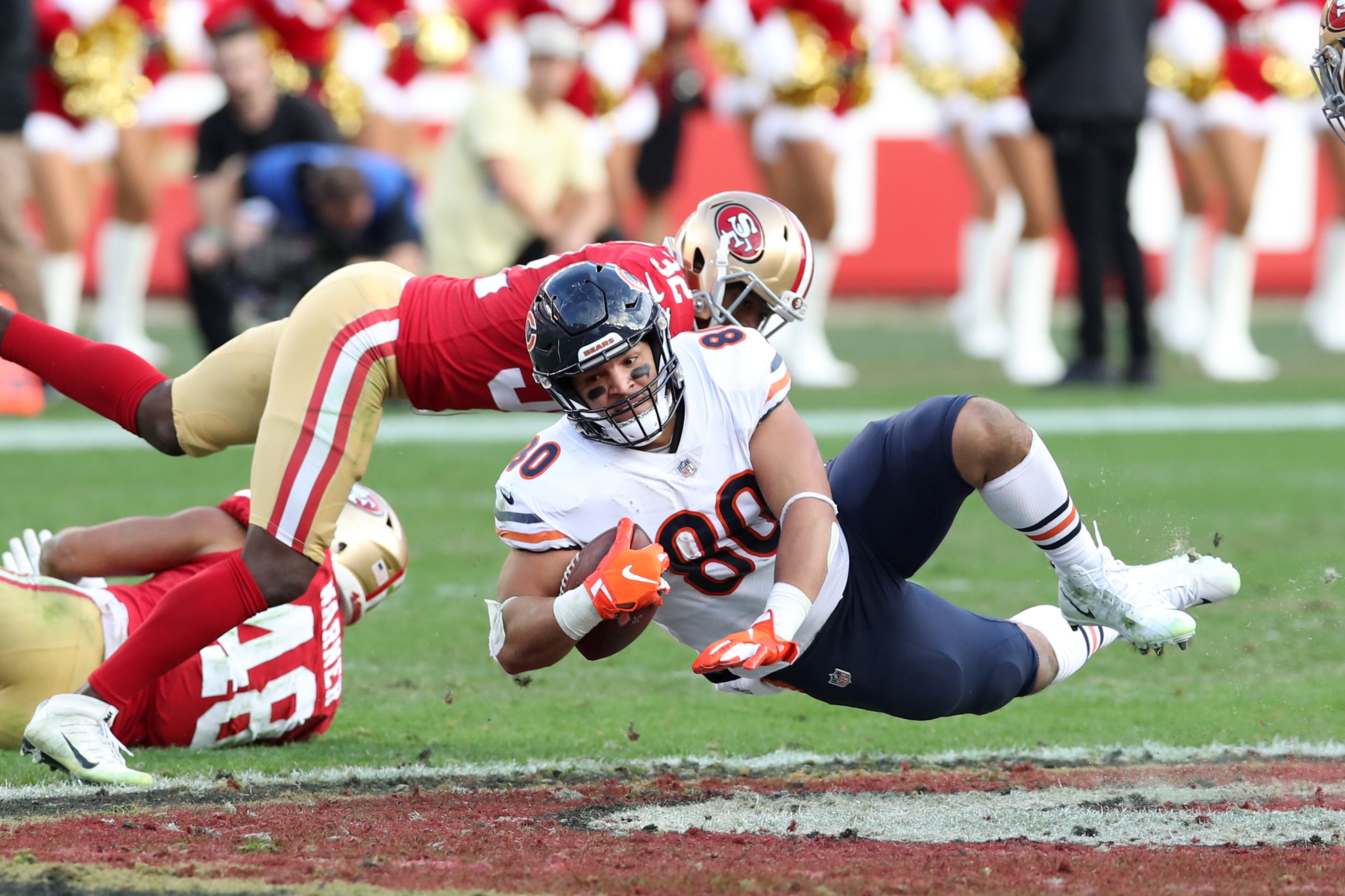 Chicago Bears v San Francisco 49ers