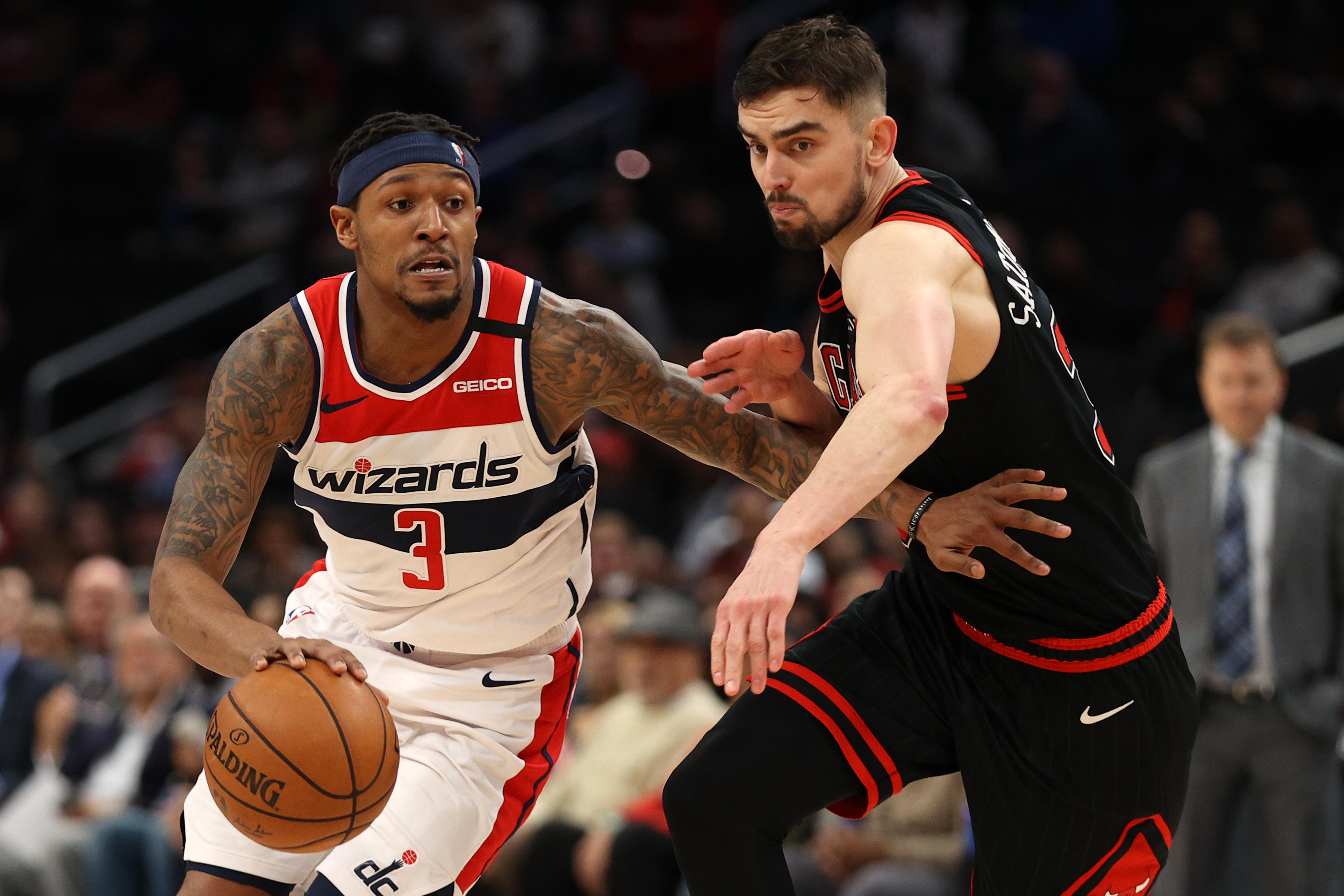 Chicago Bulls v Washington Wizards