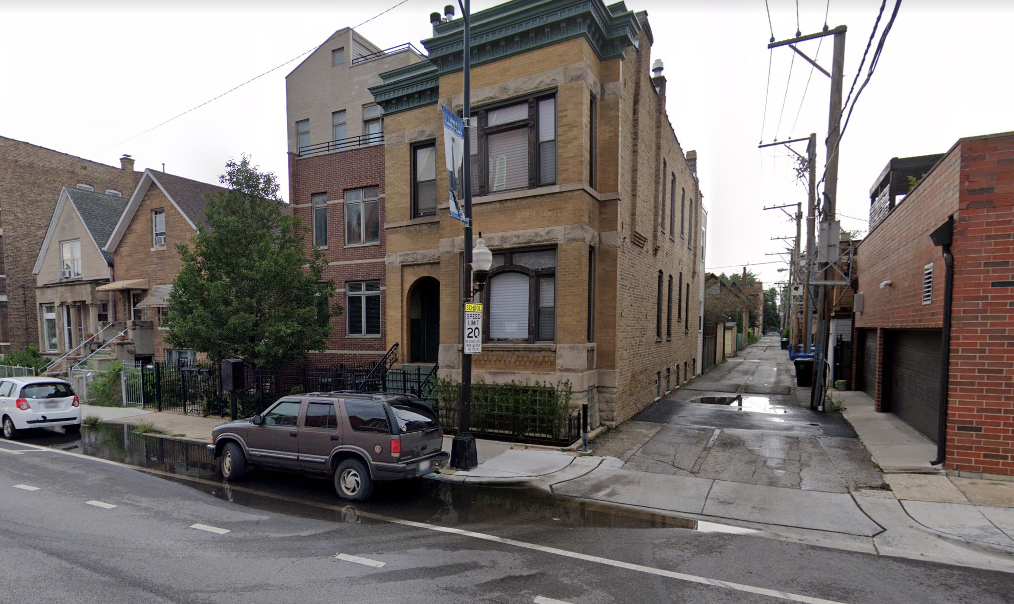 Two apartments were burglarized in Ukrainian Village in February 2020, including one in the 2000 block of West Augusta Boulevard.