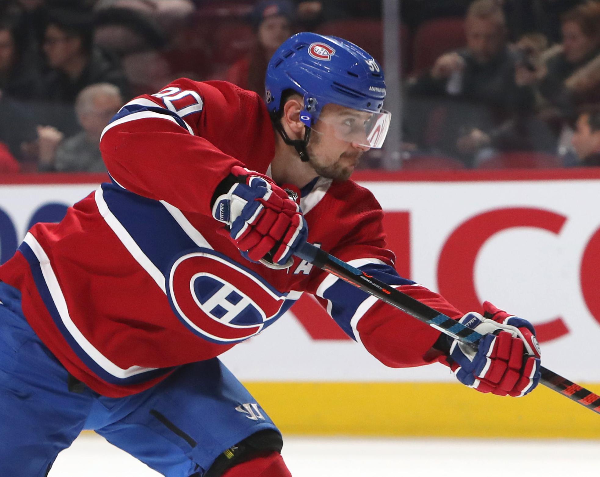 NHL: Dallas Stars at Montreal Canadiens