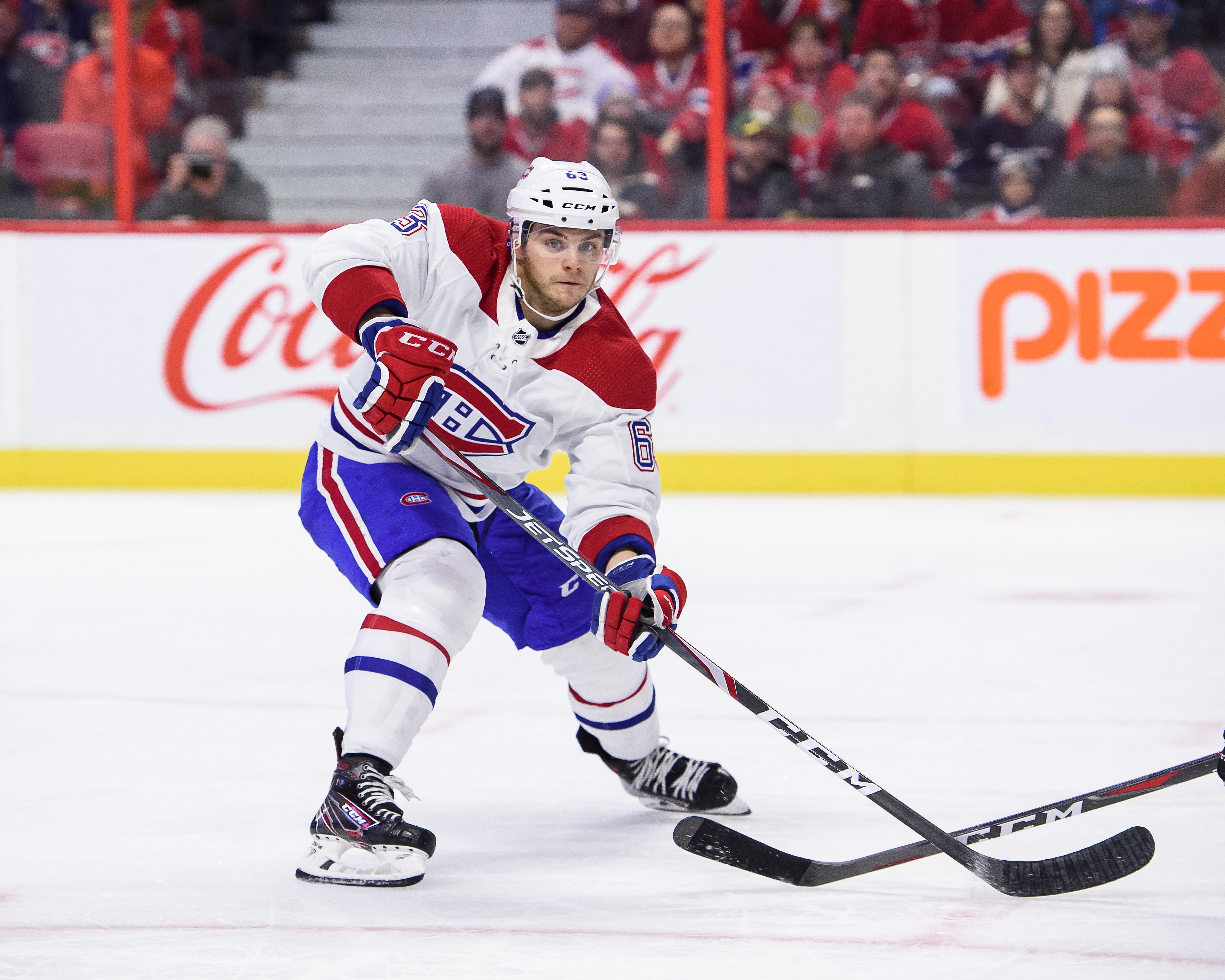 NHL: JAN 11 Canadiens at Senators