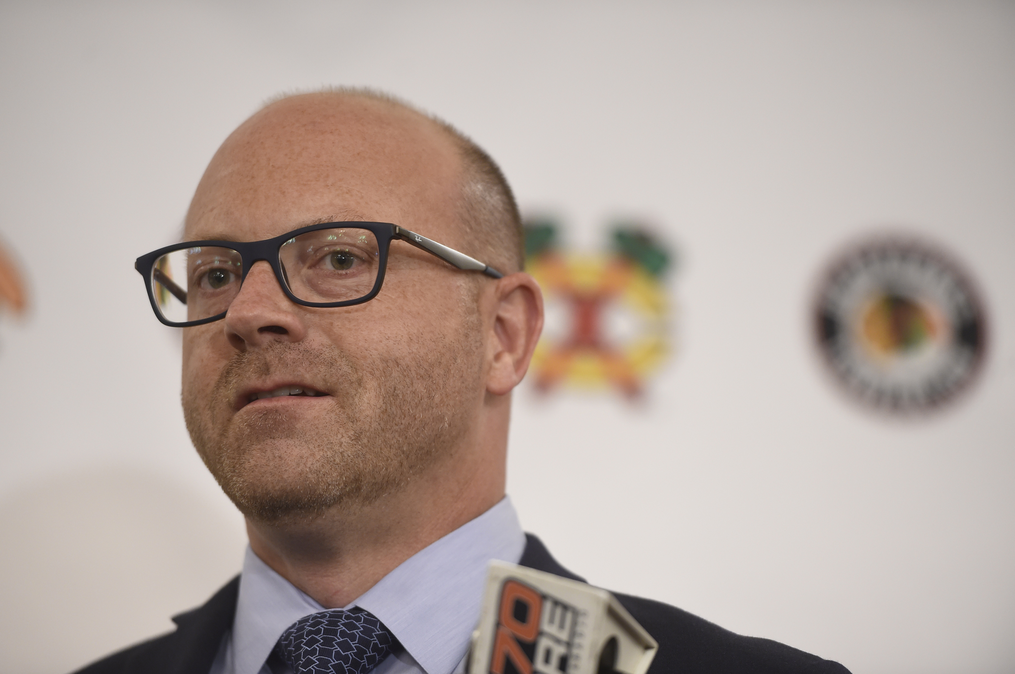 General manager Stan Bowman executed three trades Monday, but none moved the needle on the Blackhawks' uncertain future.