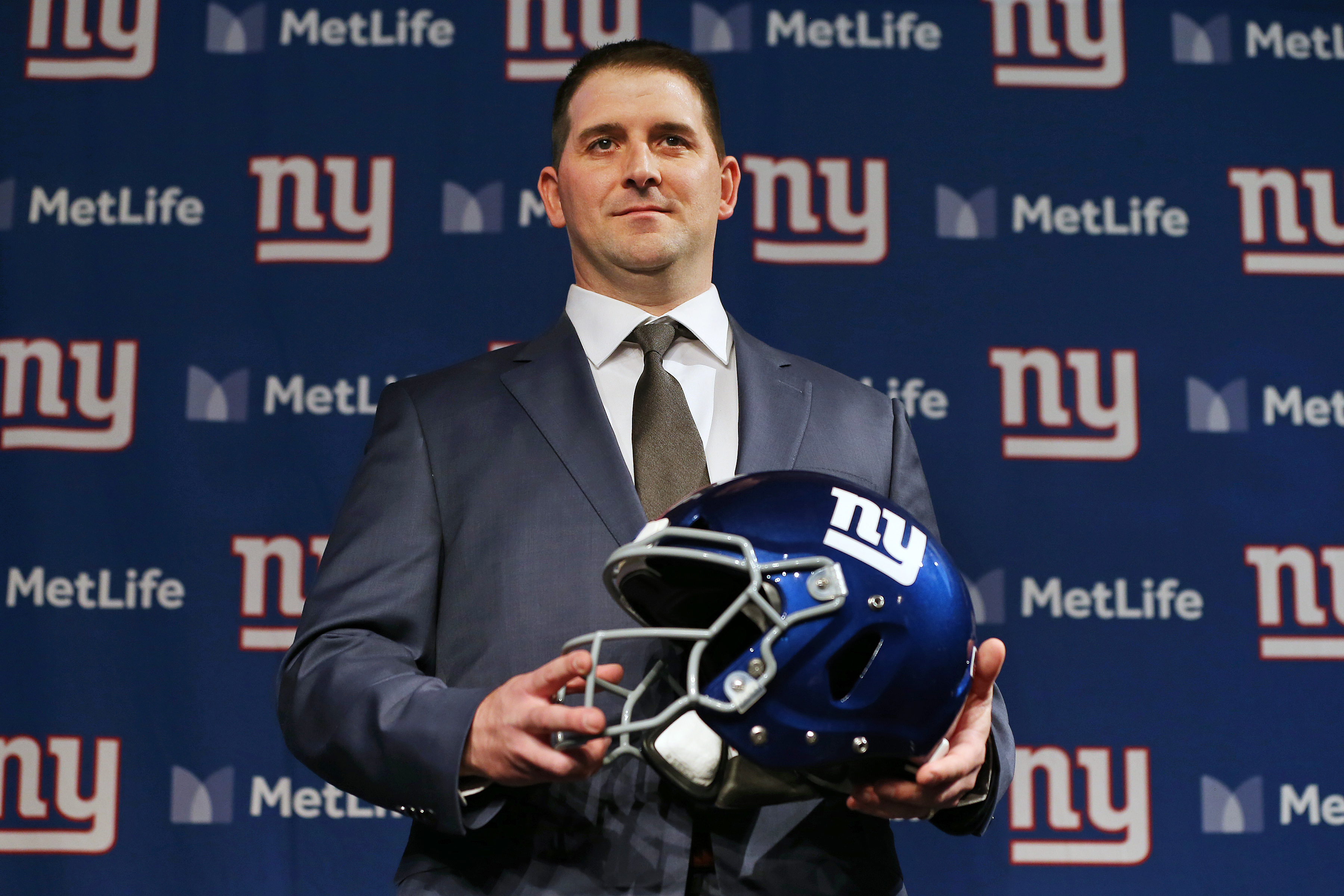 New York Giants Introduce New Head Coach Joe Judge