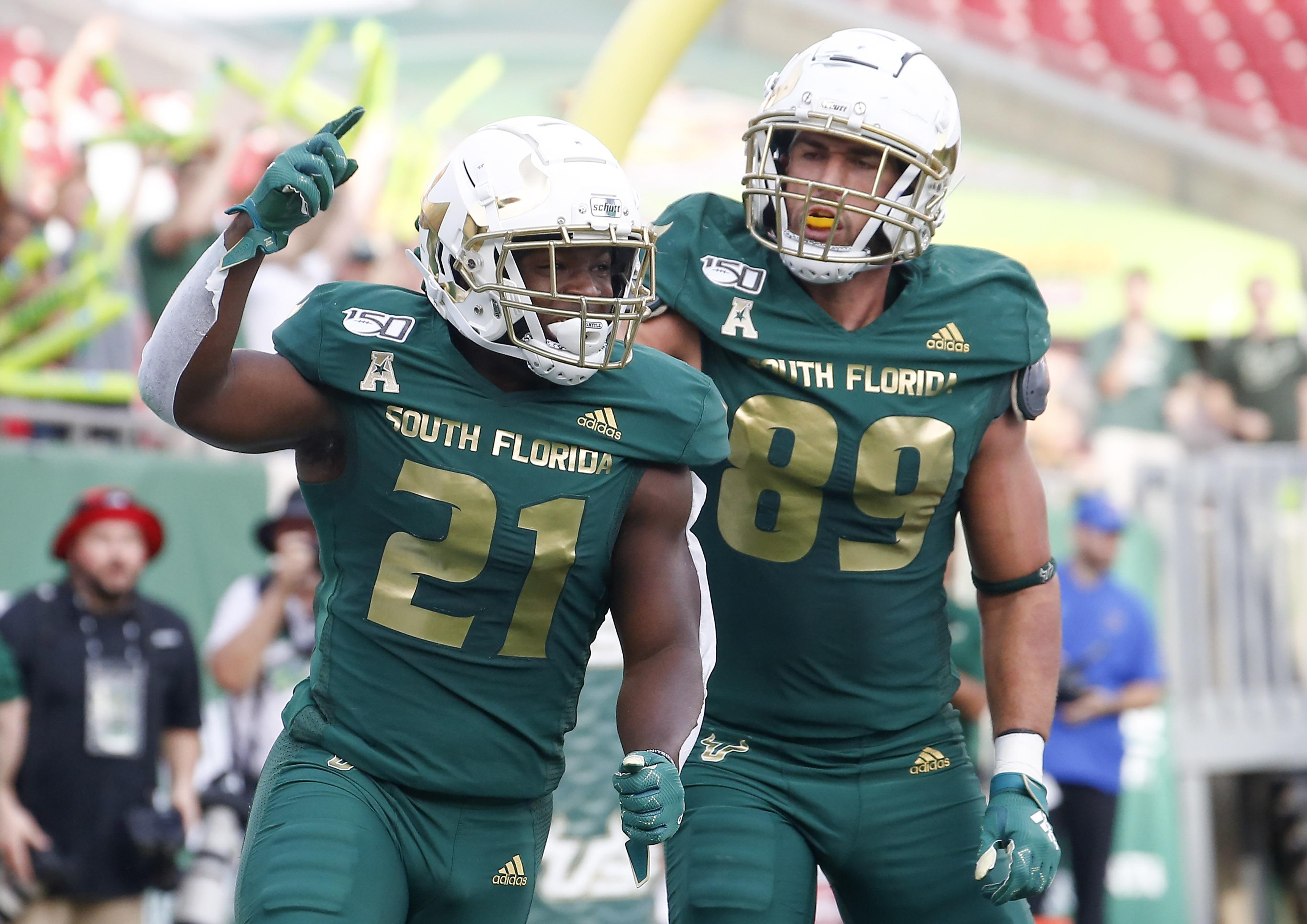 NCAA Football: Memphis at South Florida