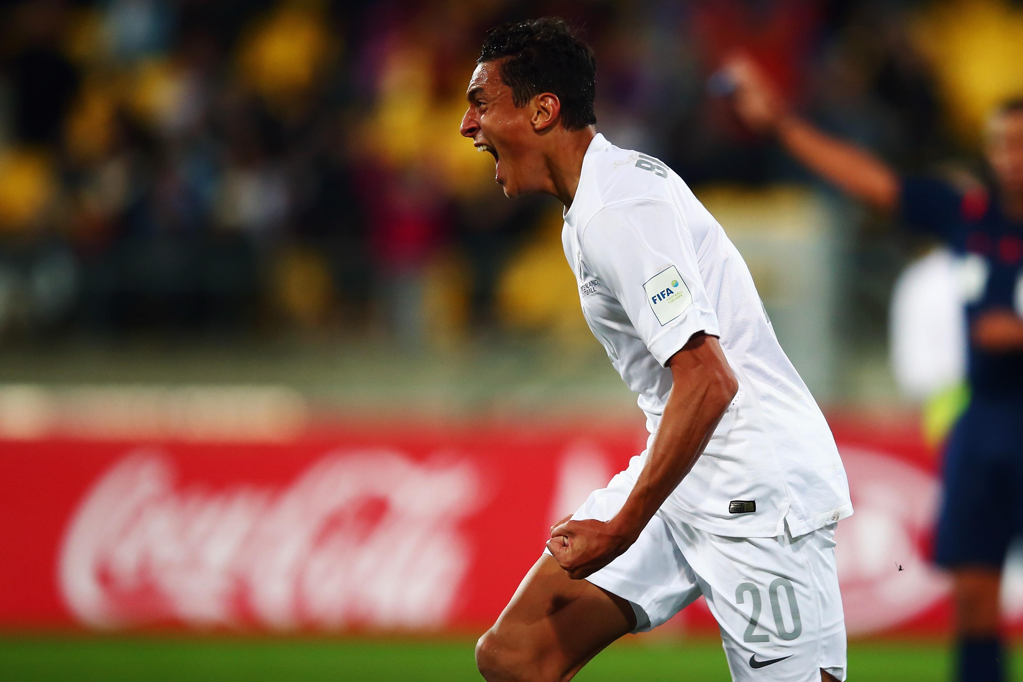 Myanmar v New Zealand: Group A - FIFA U-20 World Cup New Zealand 2015