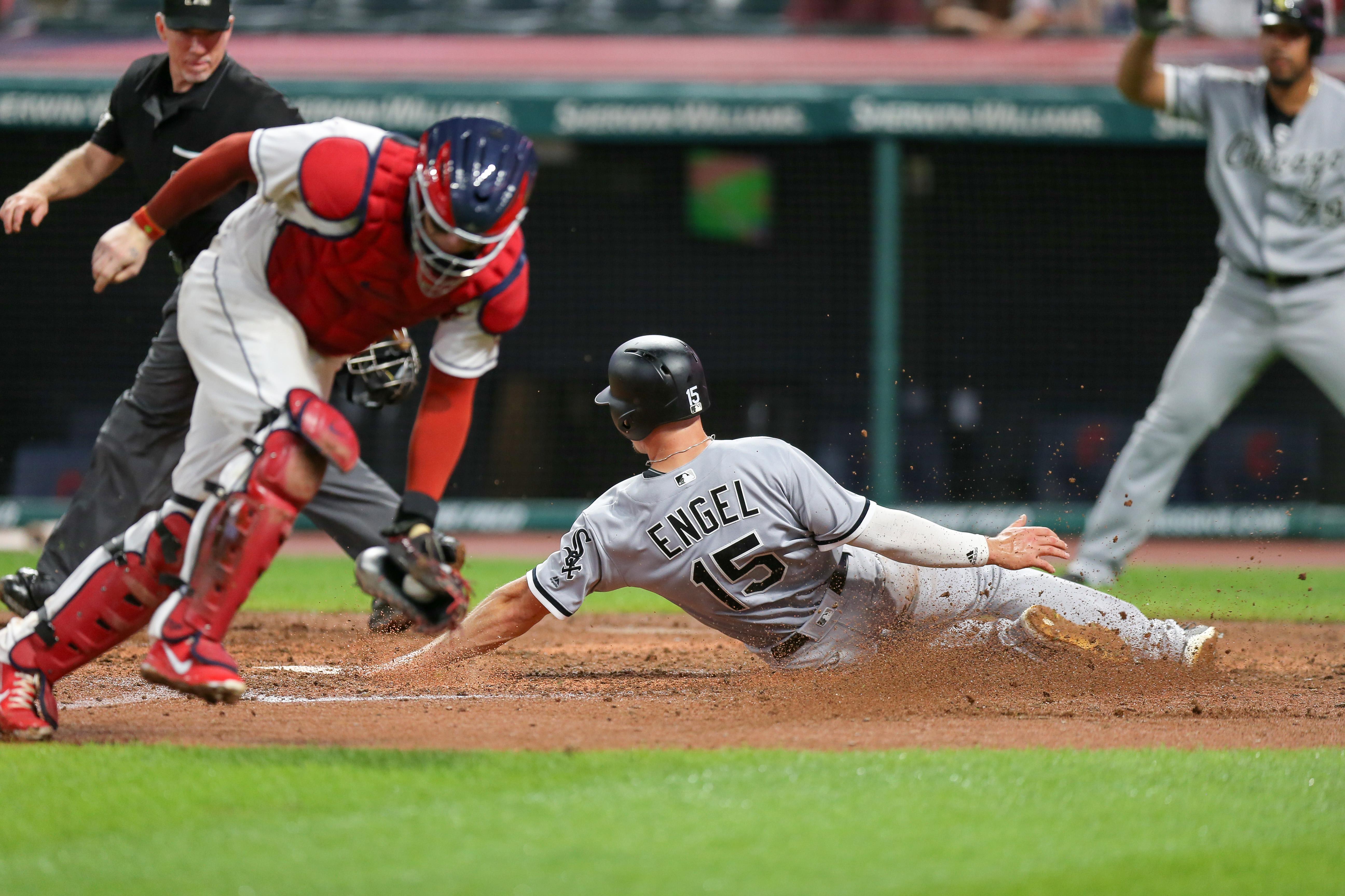 MLB: JUN 18 White Sox at Indians