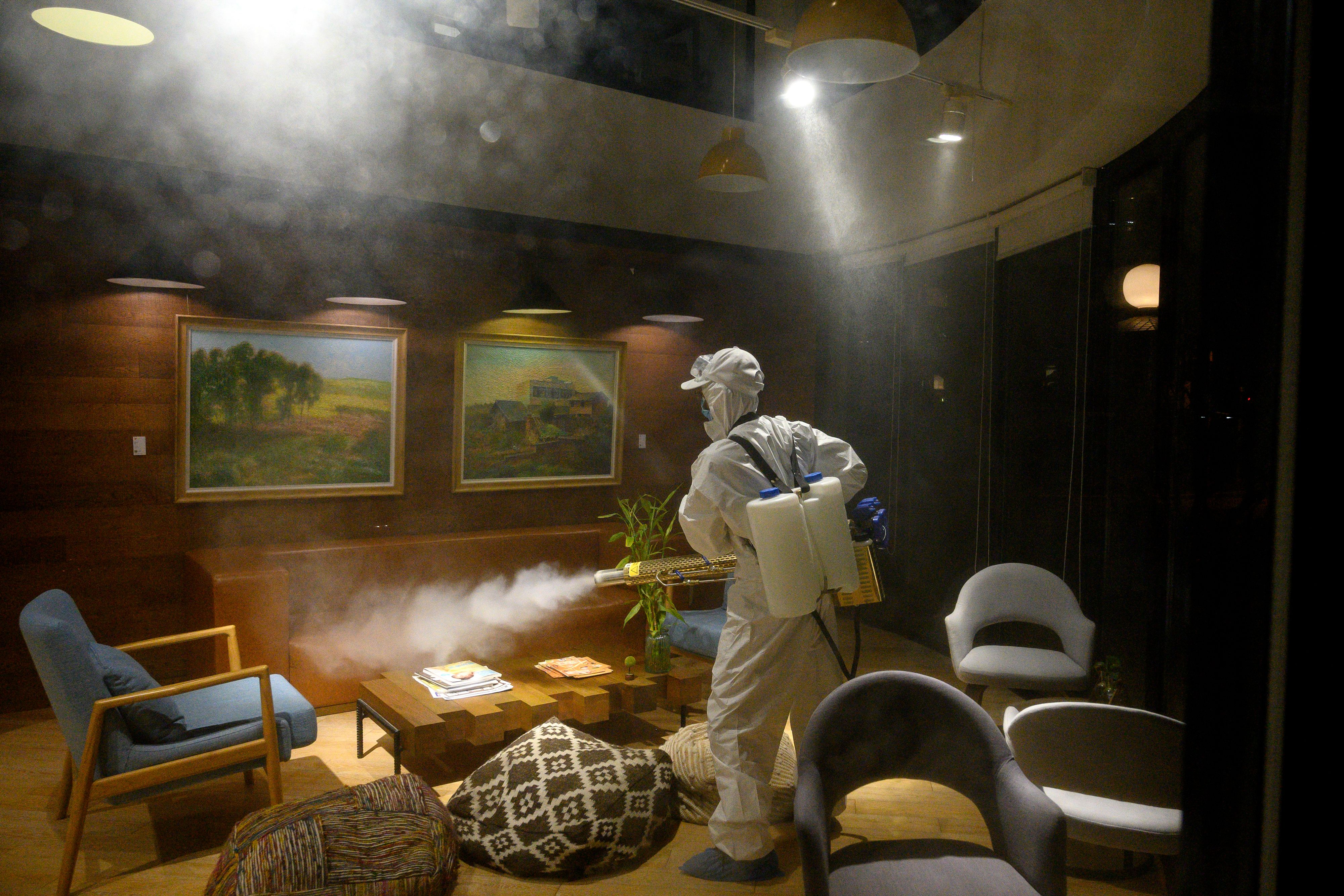 How coronavirus could force the work-from-home movement