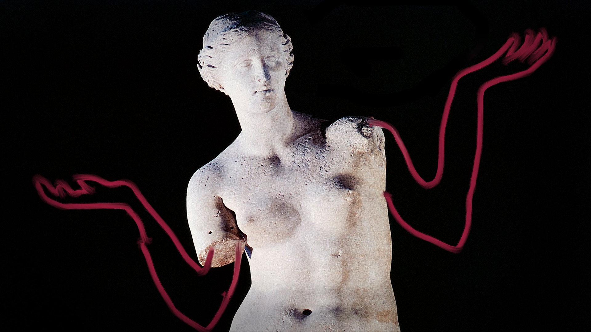 The Venus de Milo is famous. Why?