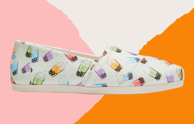 Toms Boba Shoes