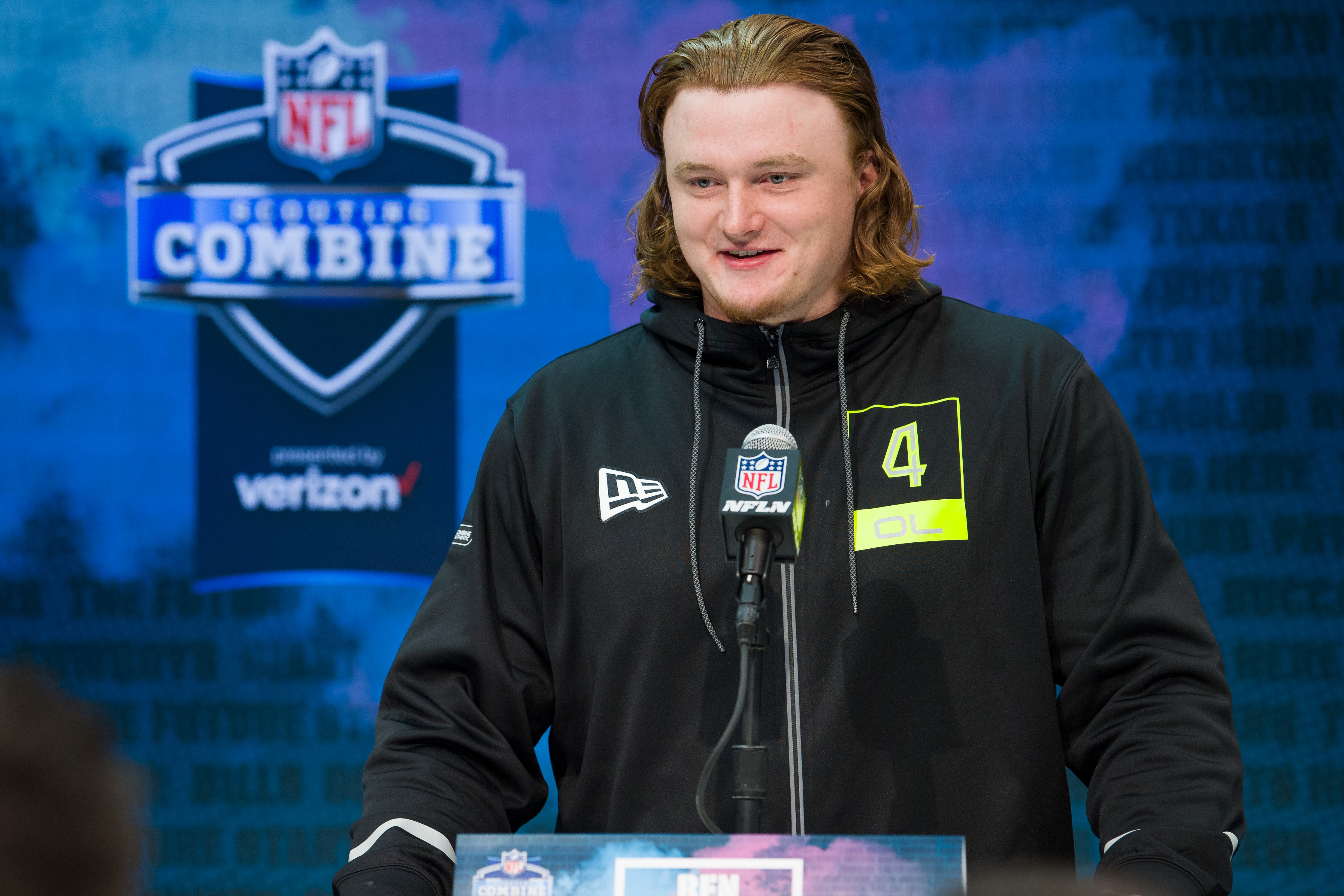 NFL: FEB 26 Scouting Combine