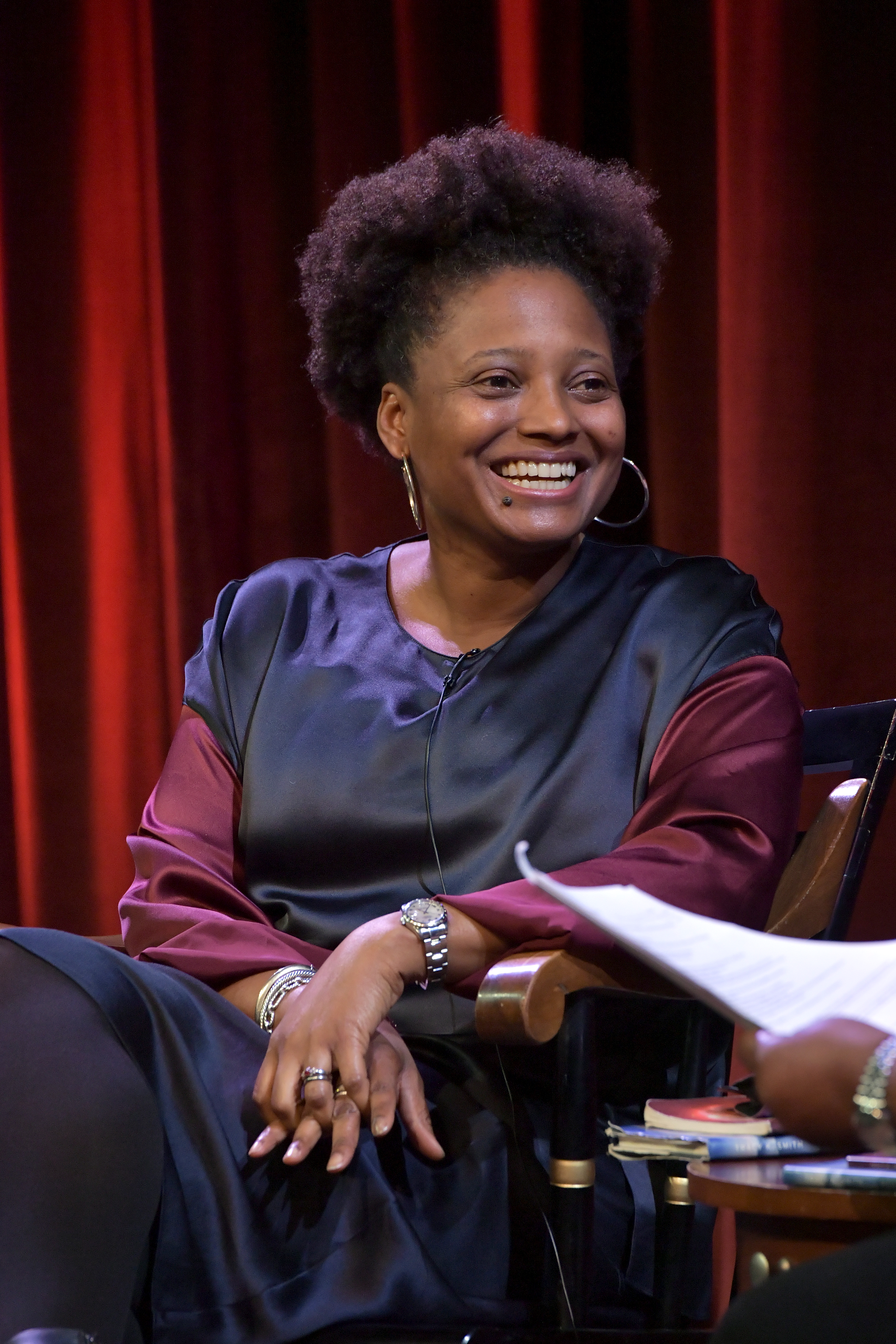 U.S. Poet Laureate Tracy K. Smith Receives Harvard Arts Medal