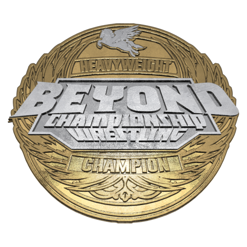 Main plate for Beyond Championship