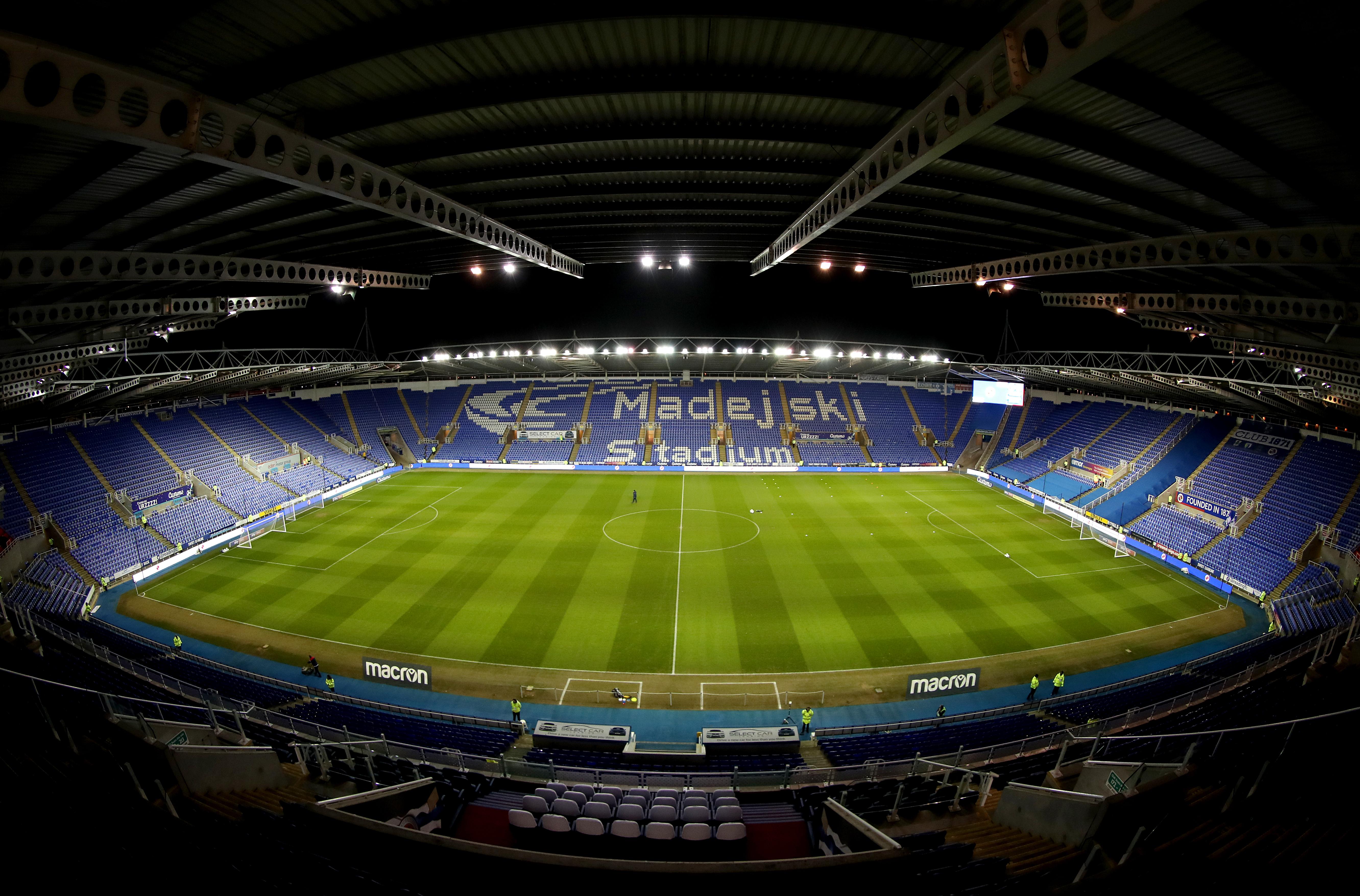 Reading v West Bromwich Albion - Sky Bet Championship - Madejski Stadium