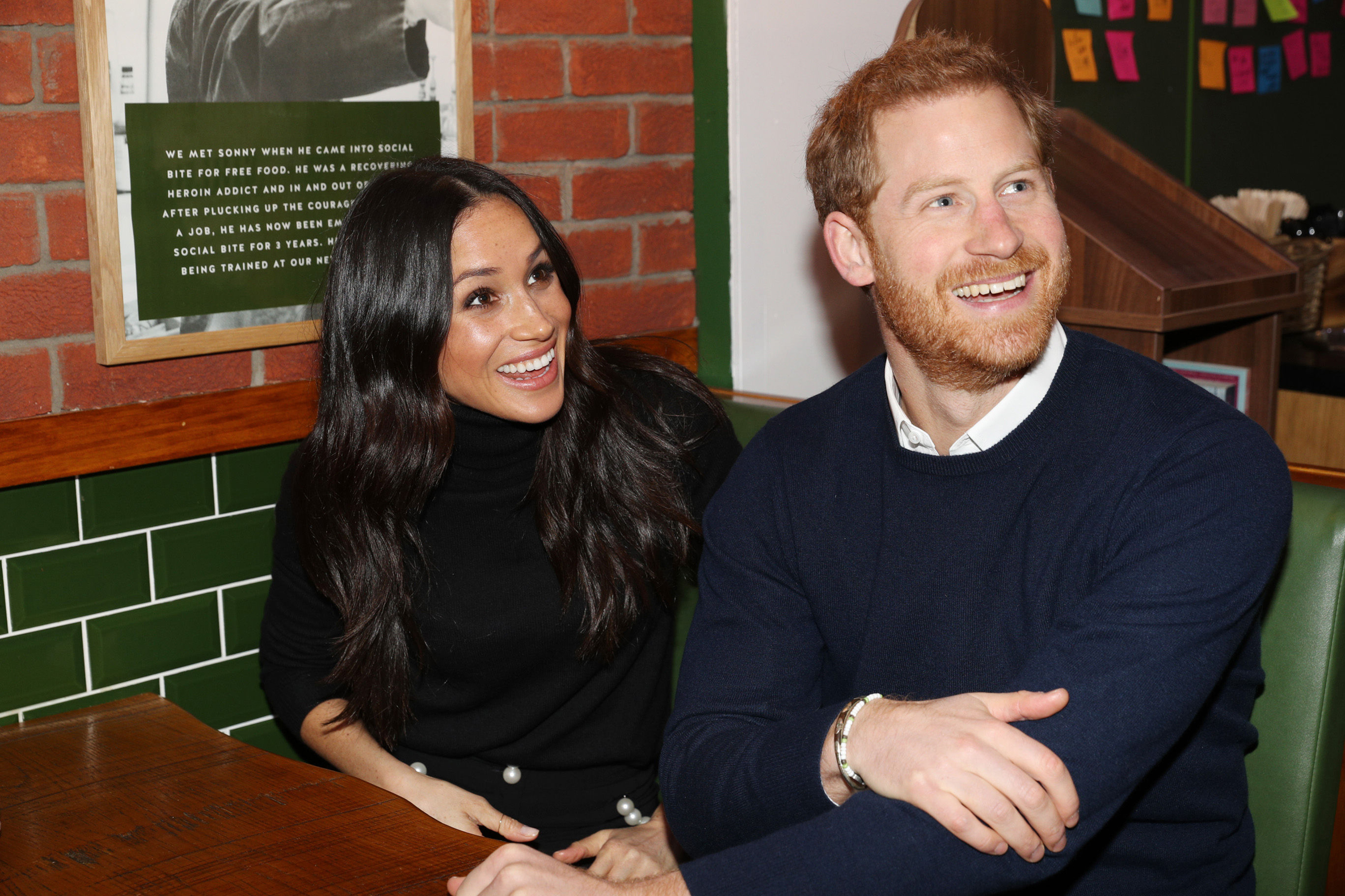 Prince Harry and Meghan Markle were married on May 19, 2018. The couple was engaged Nov. 27, 2017.