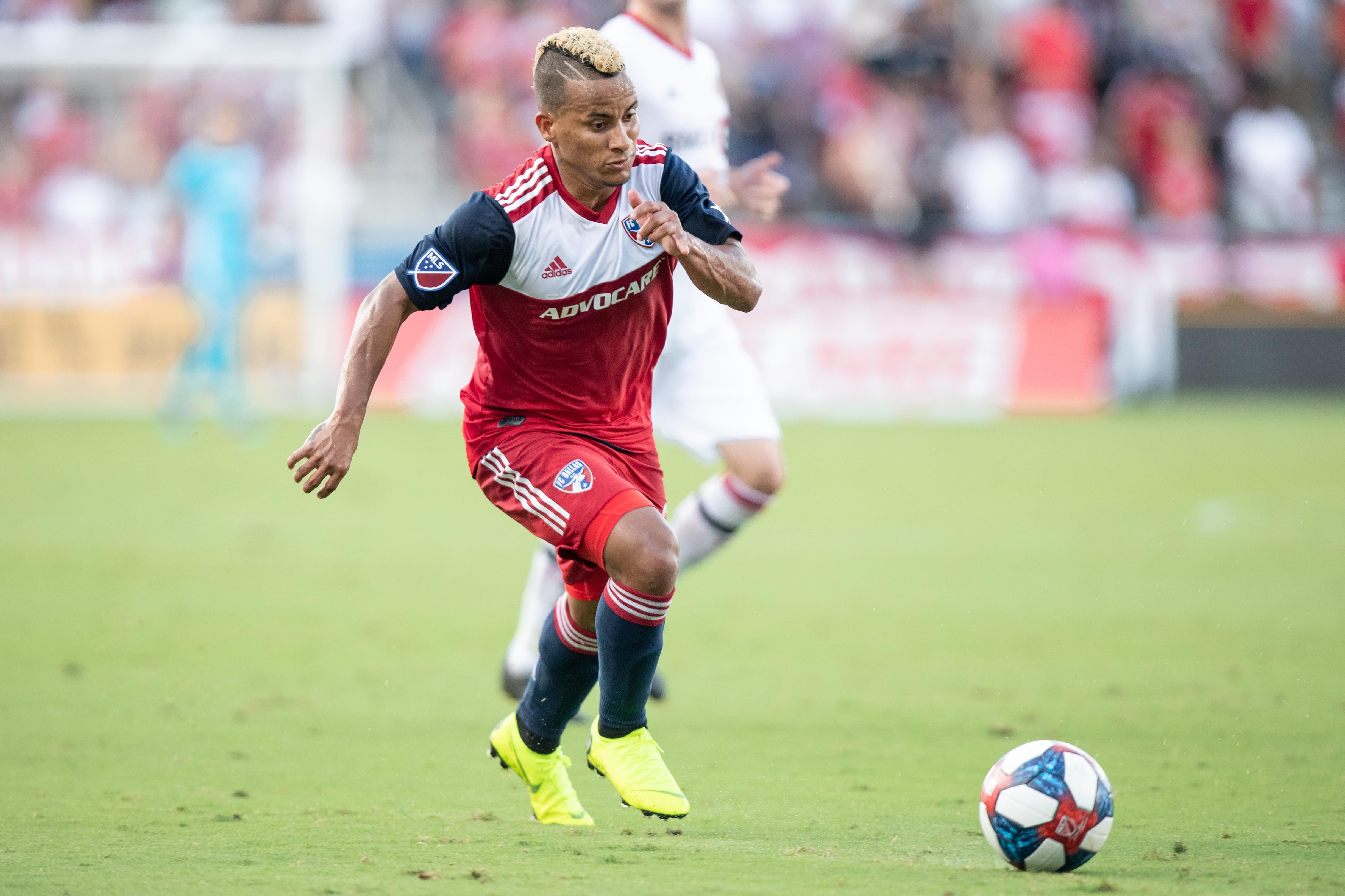 SOCCER: JUN 22 MLS - Toronto at FC Dallas