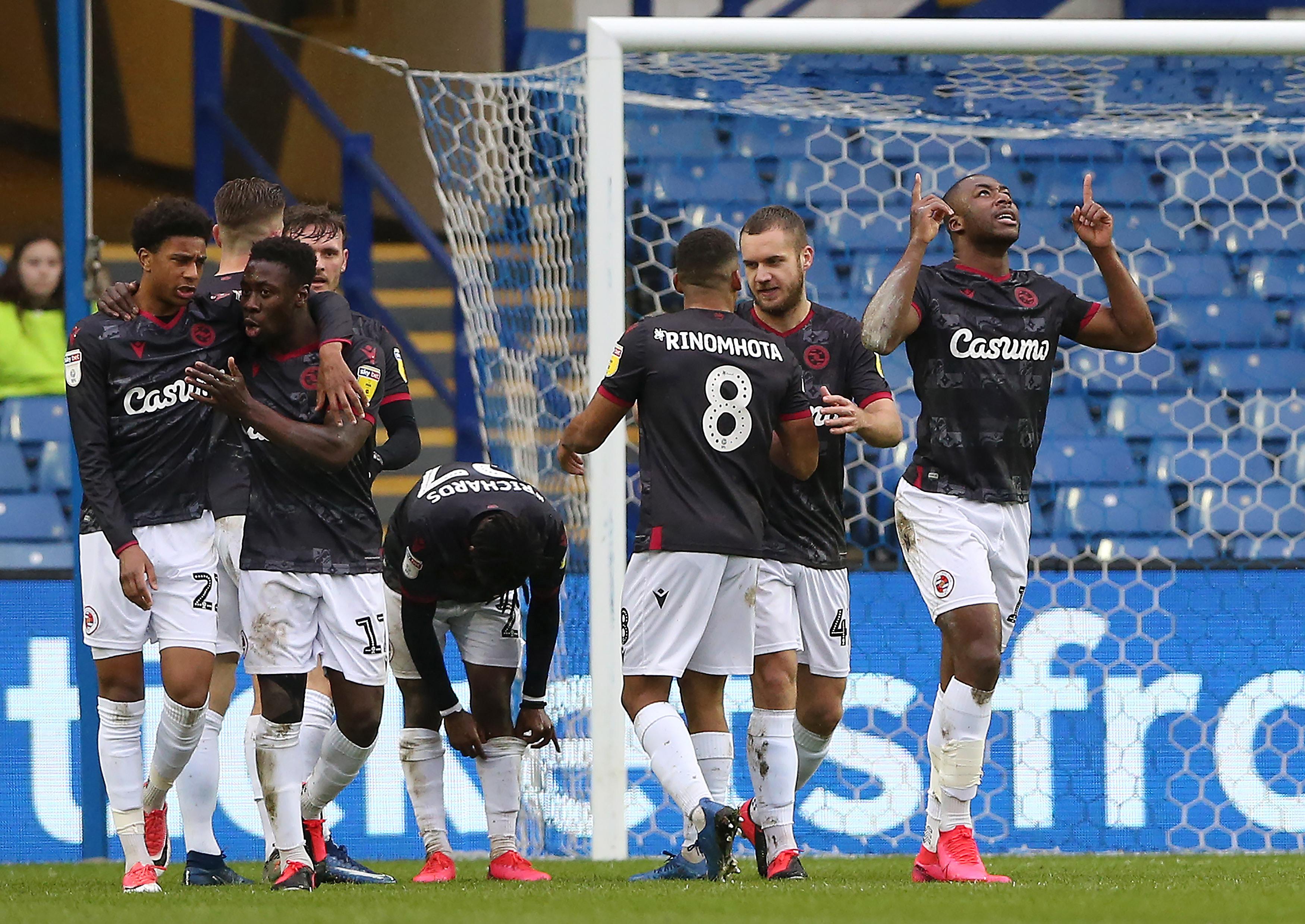 Sheffield Wednesday v Reading - Sky Bet Championship