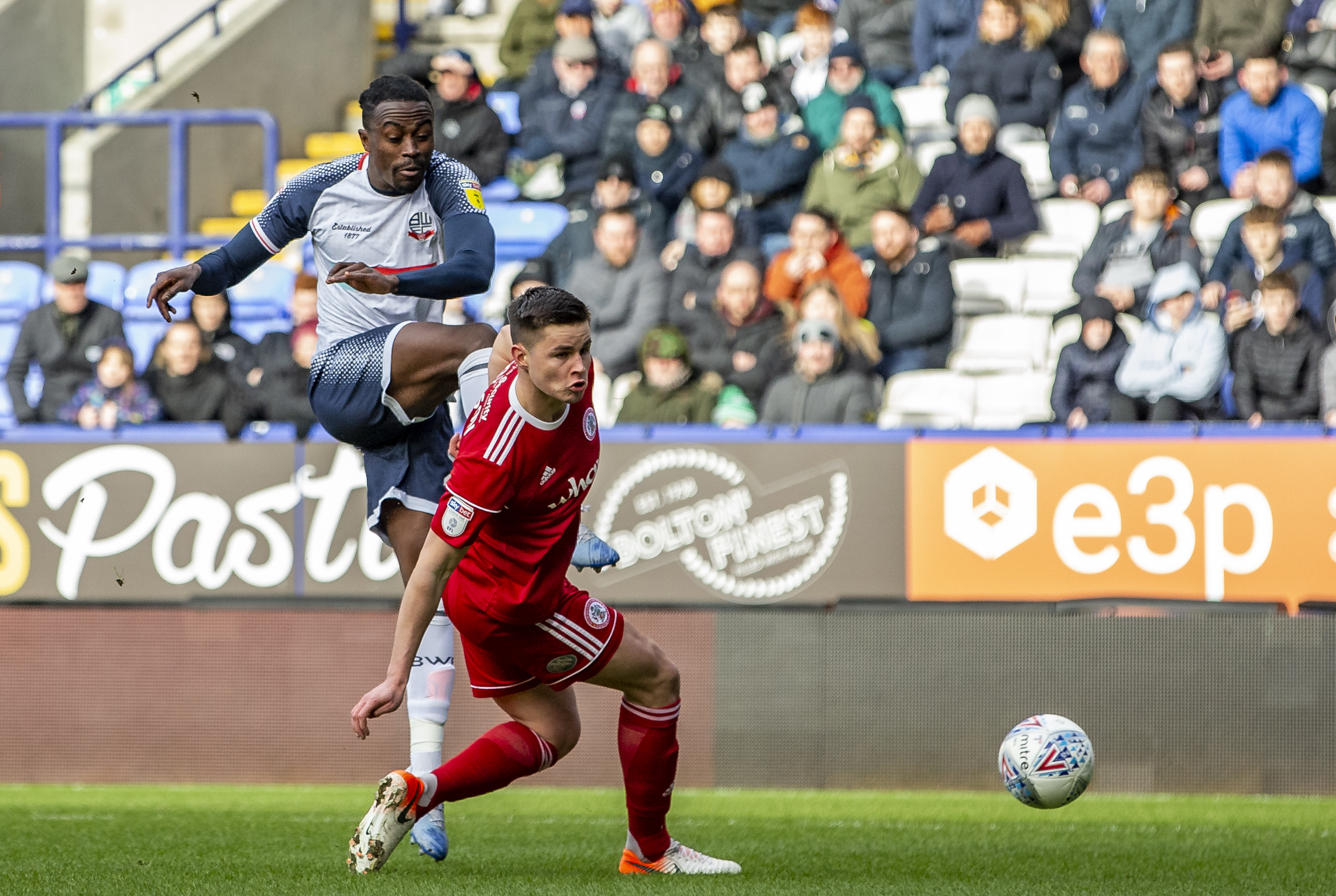 Bolton Wanderers v Accrington Stanley - Sky Bet League One