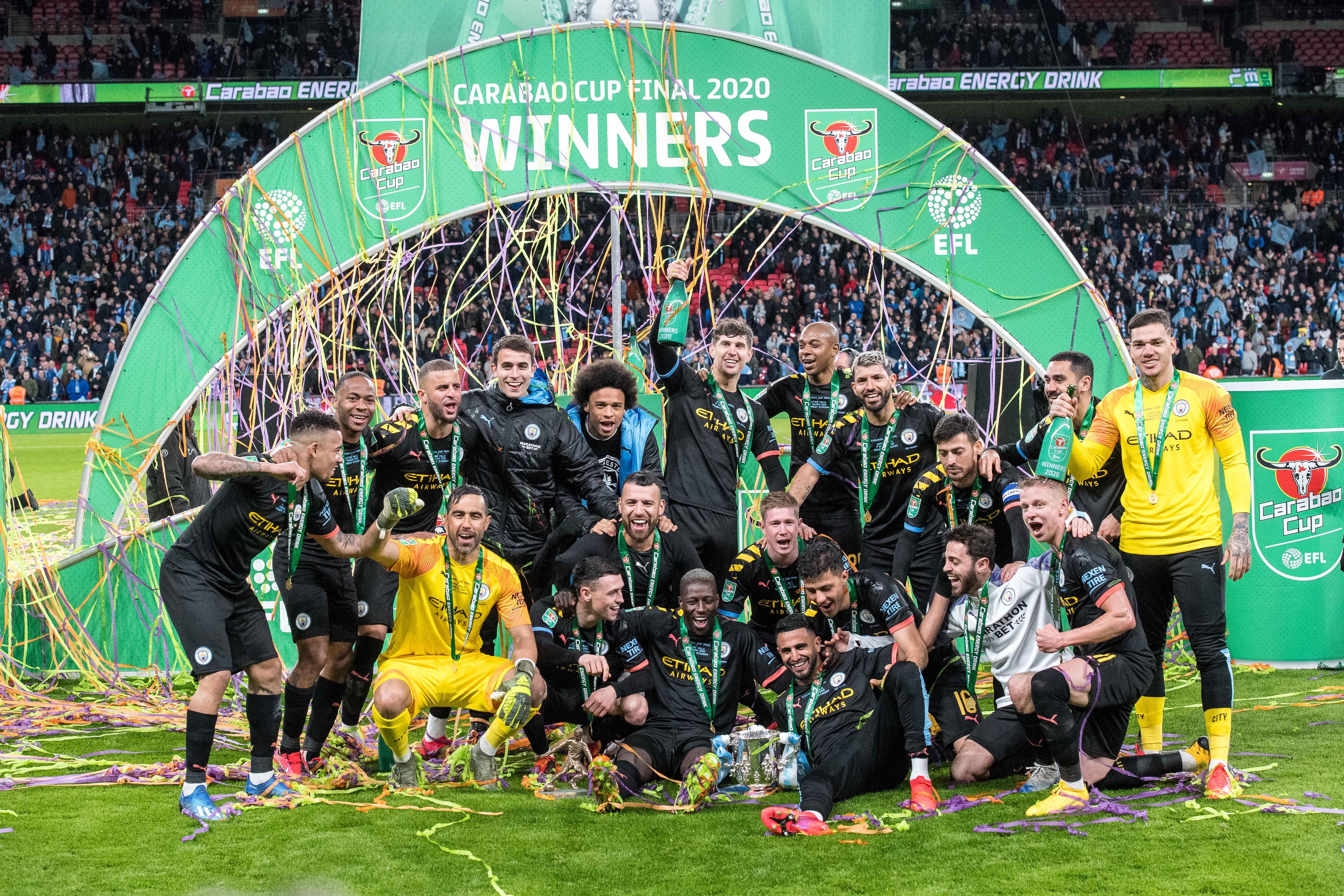 Aston Villa v Manchester City - Carabao Cup Final