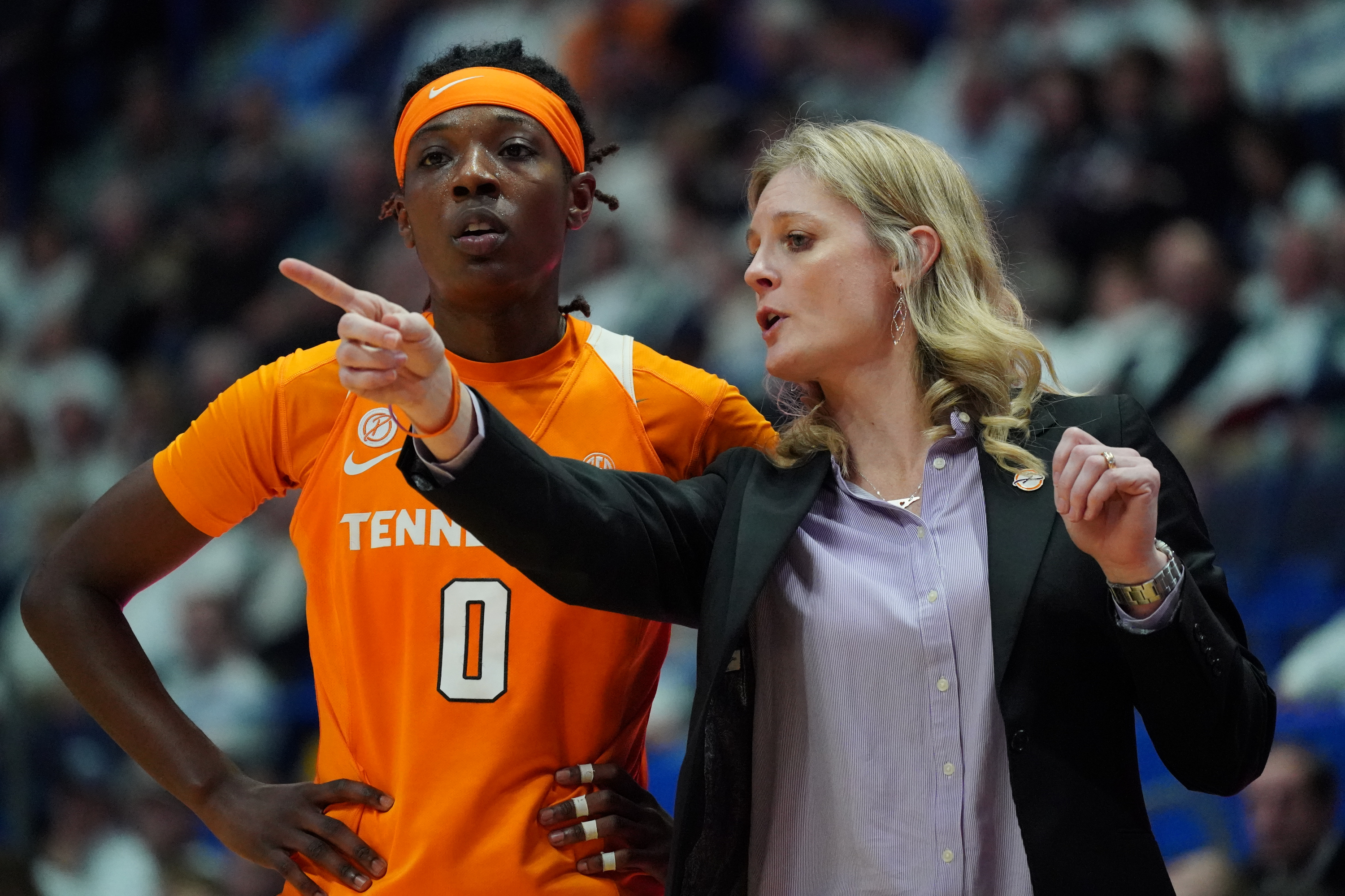 NCAA Womens Basketball: Tennessee at Connecticut