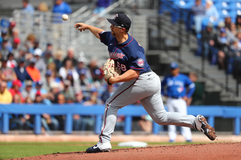 MLB: Spring Training-Minnesota Twins at Toronto Blue Jays