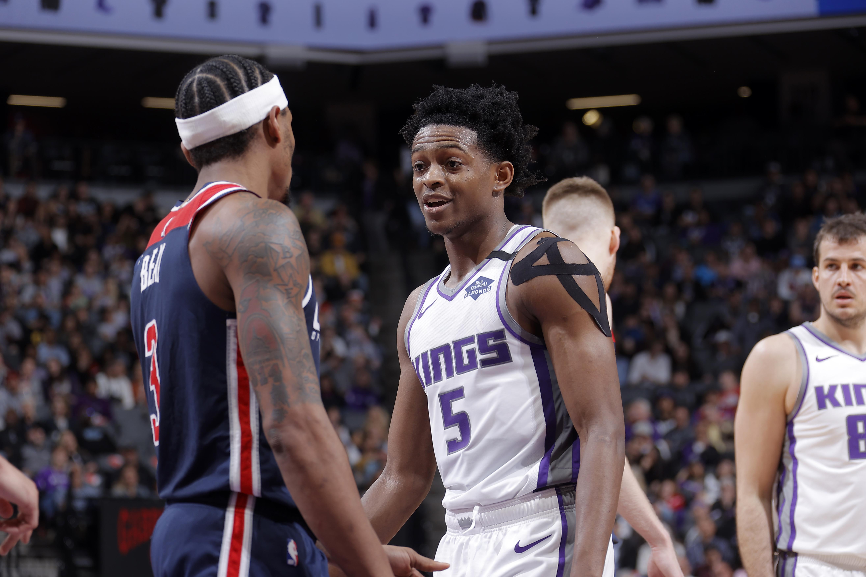 Washington Wizards v Sacramento Kings