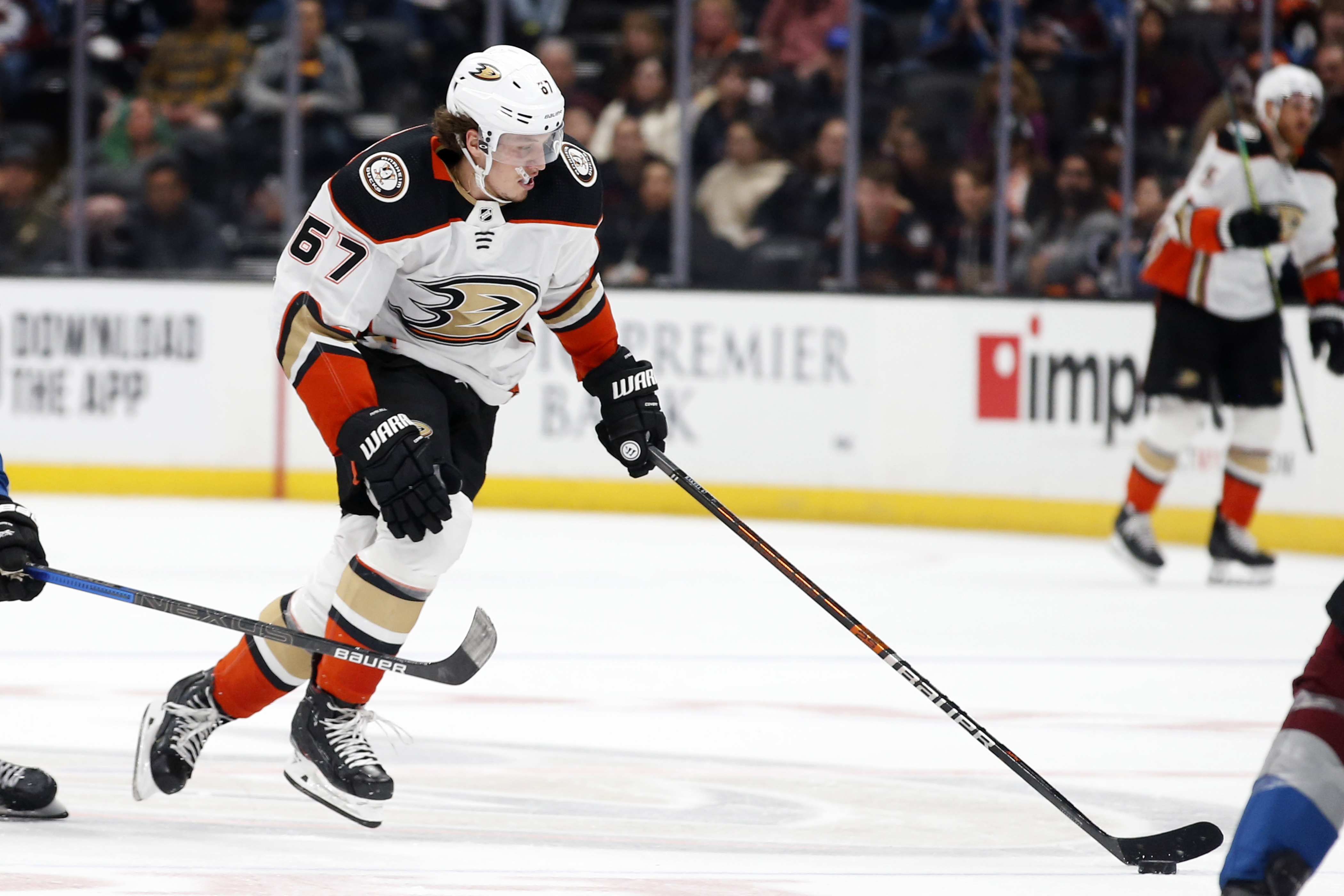 Colorado Avalanche v Anaheim Ducks