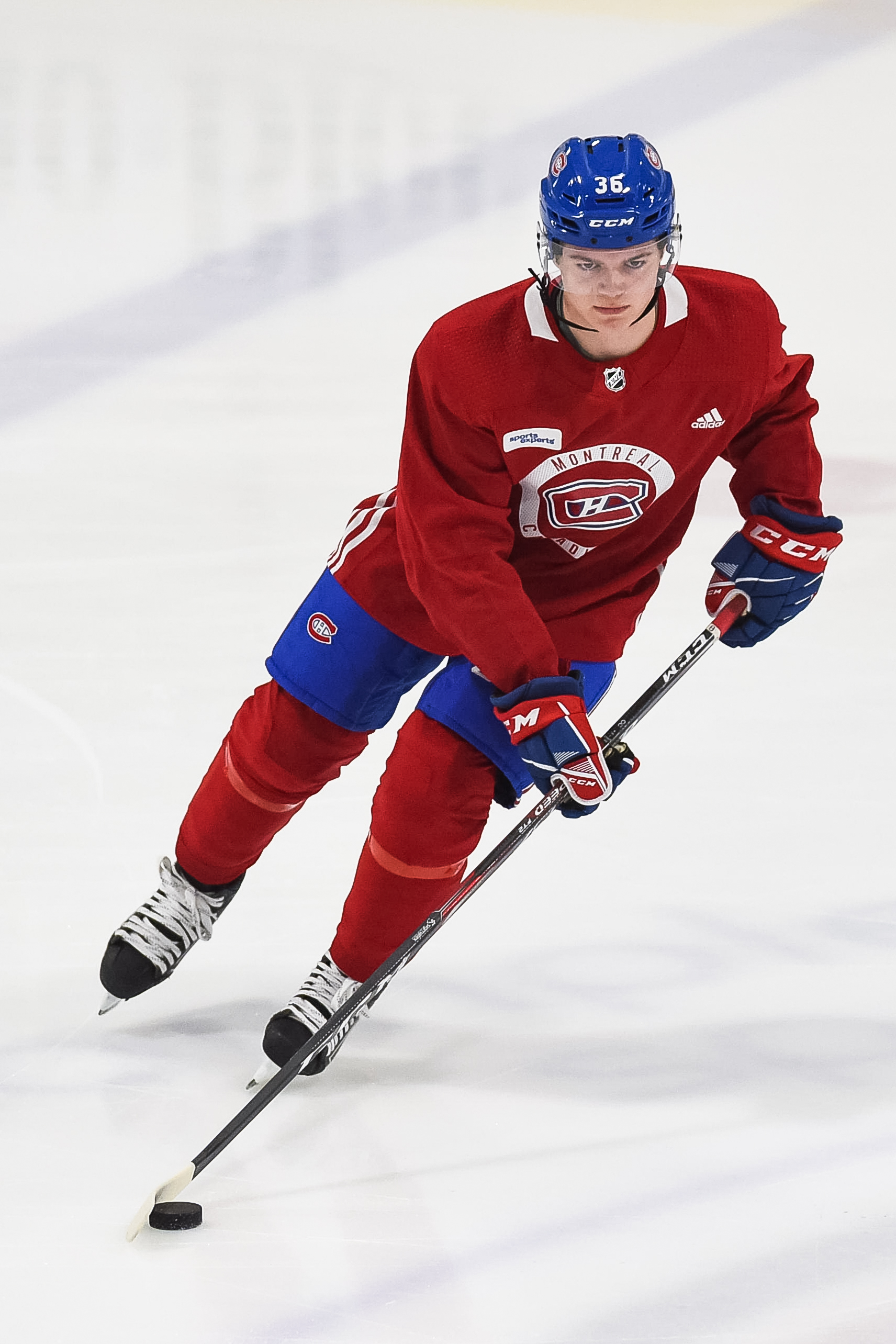 NHL: JUN 26 Montreal Canadiens Development Camp