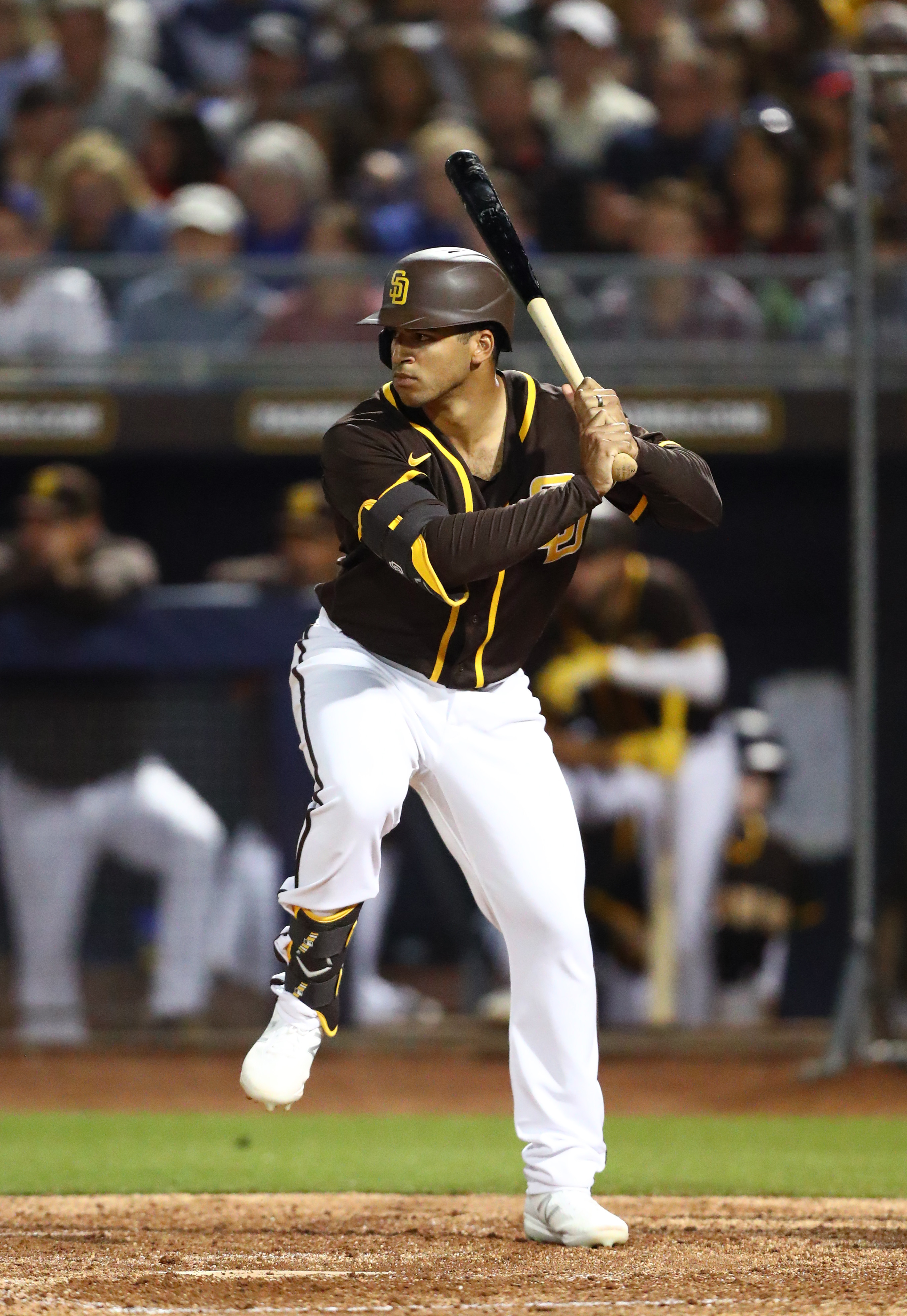 MLB: Spring Training-Chicago Cubs at San Diego Padres