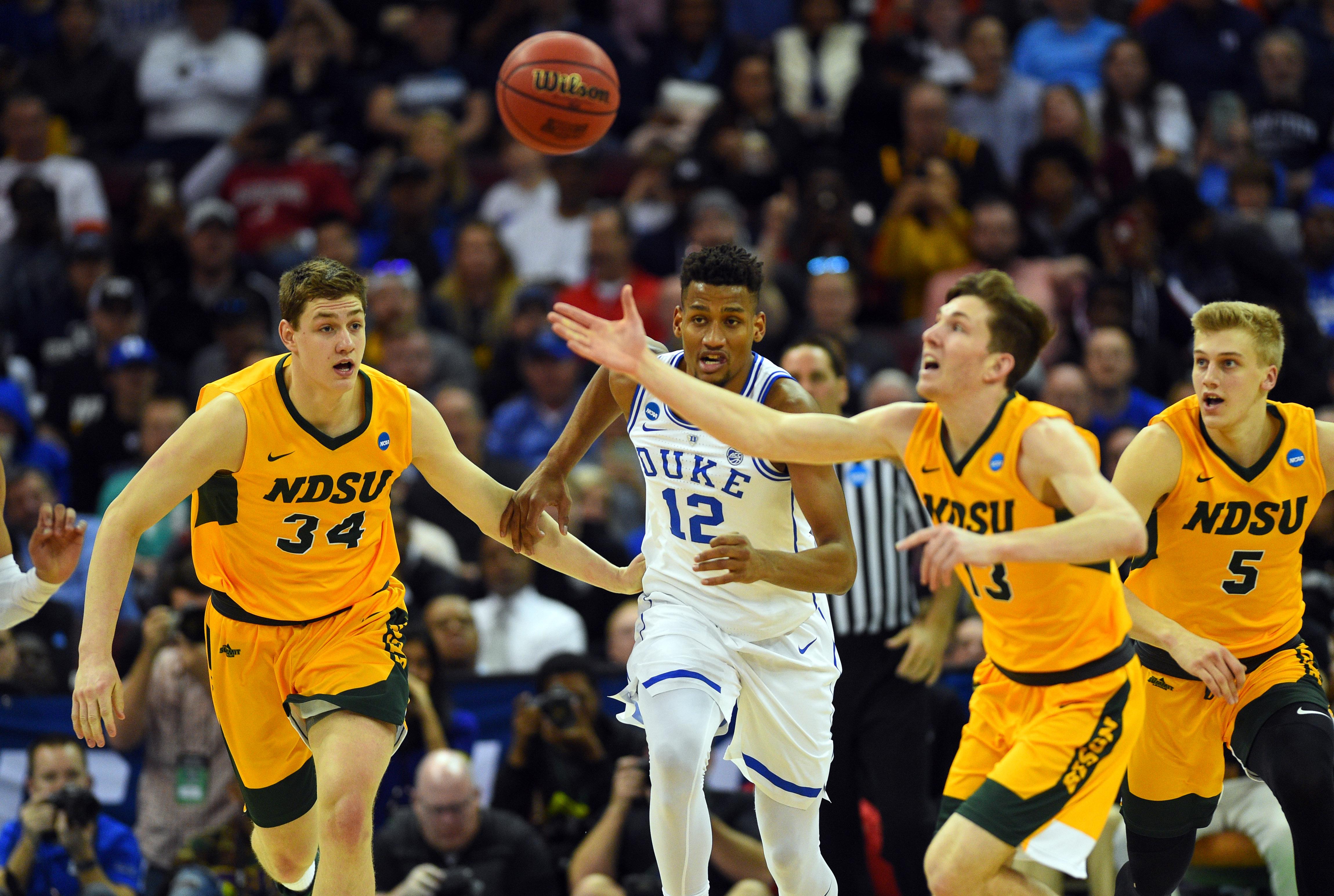 NCAA Basketball: NCAA Tournament-First Round-Duke vs North Dakota State