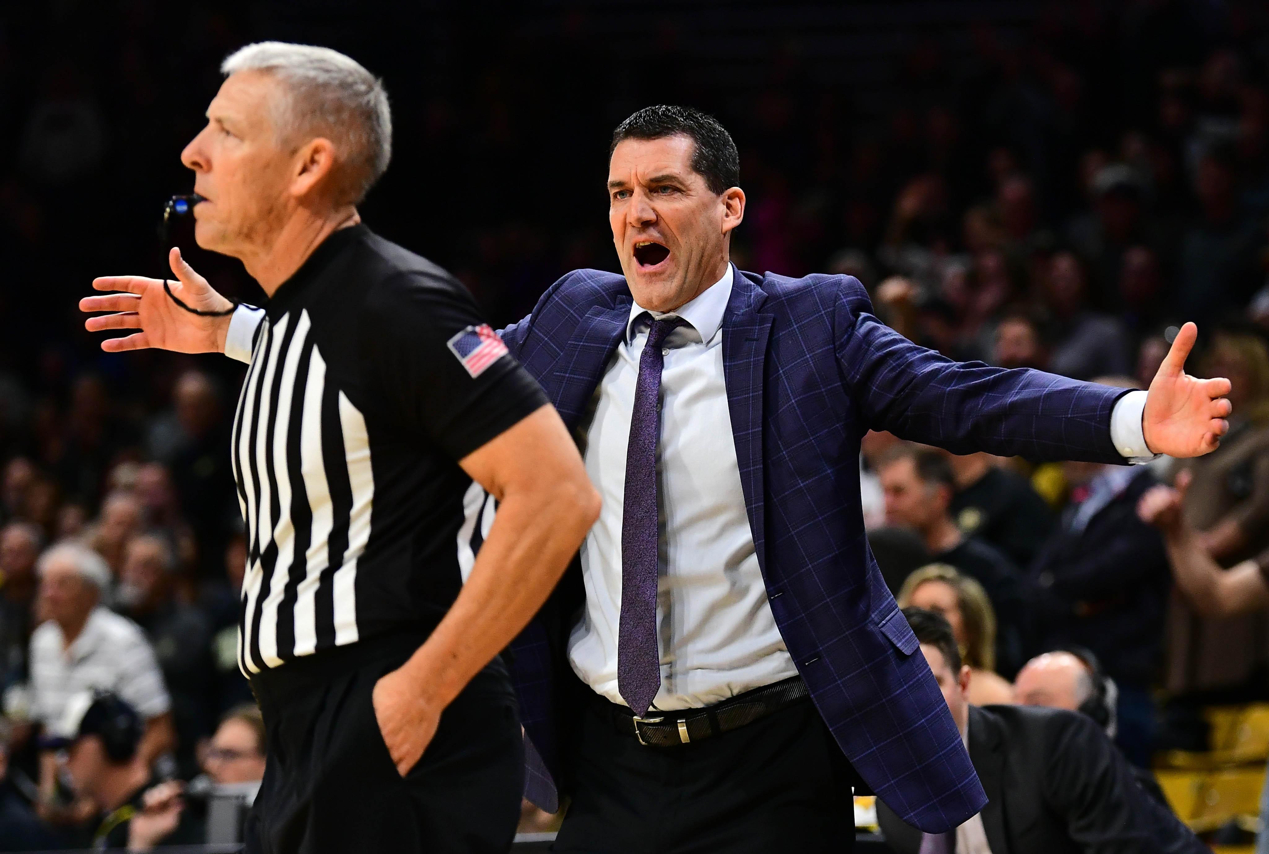 NCAA Basketball: Northern Iowa at Colorado