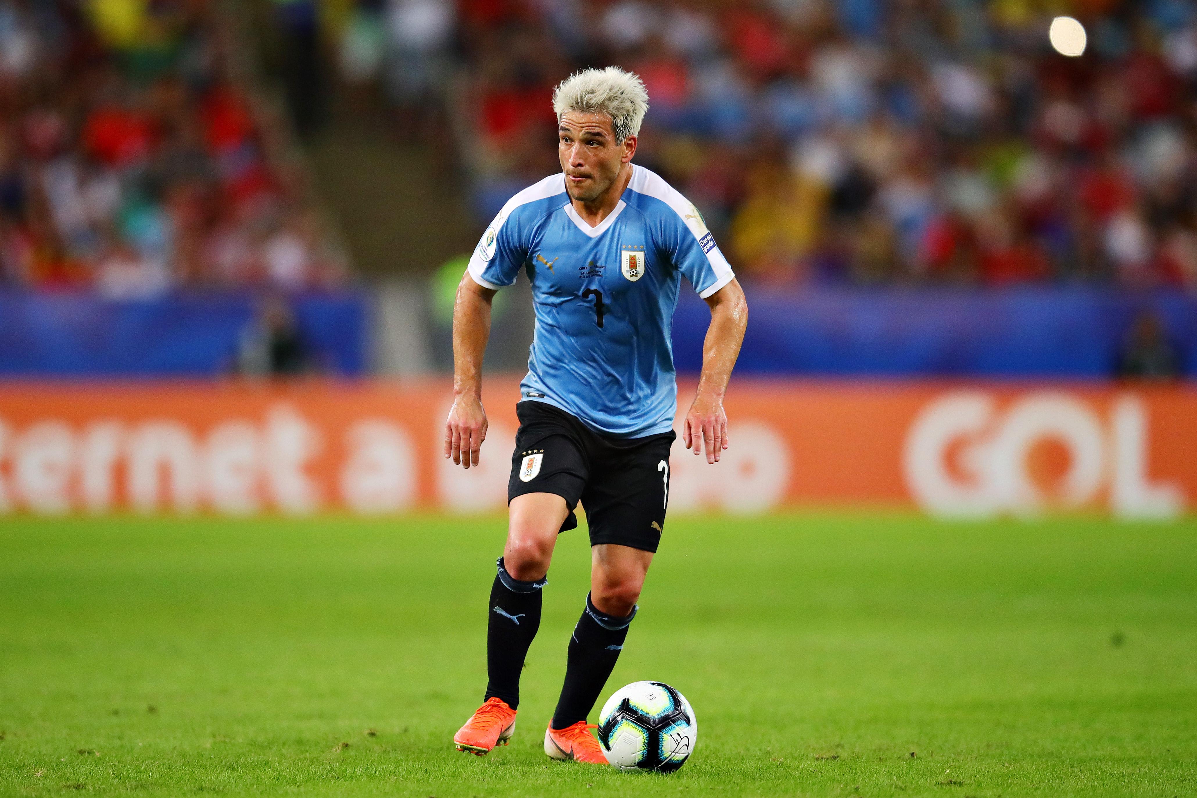 2019年美洲杯巴西队C组,智利vs乌拉圭