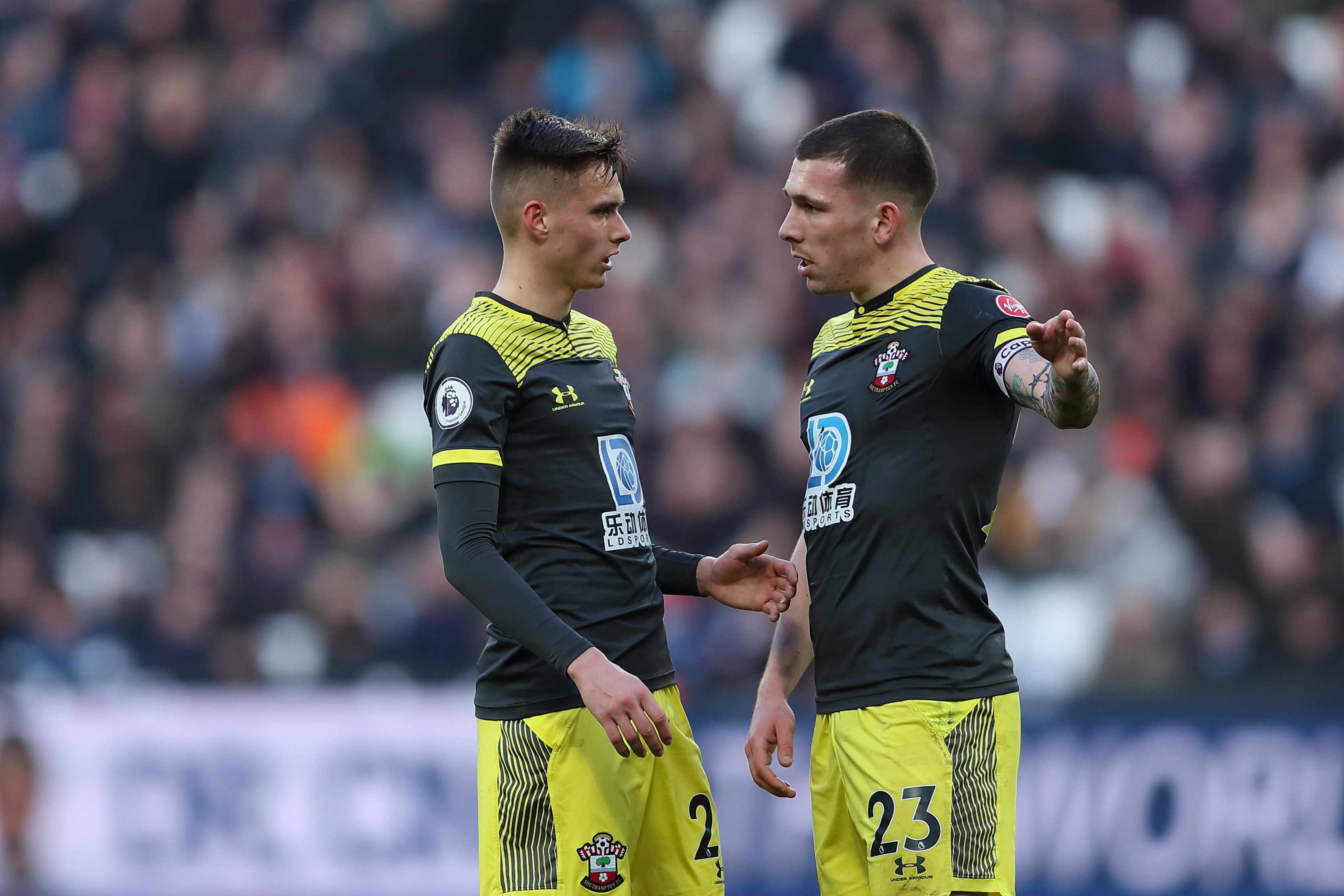 Southampton captain Pierre-Emil Hojbjerg could be leaving Saints after rejecting new contract