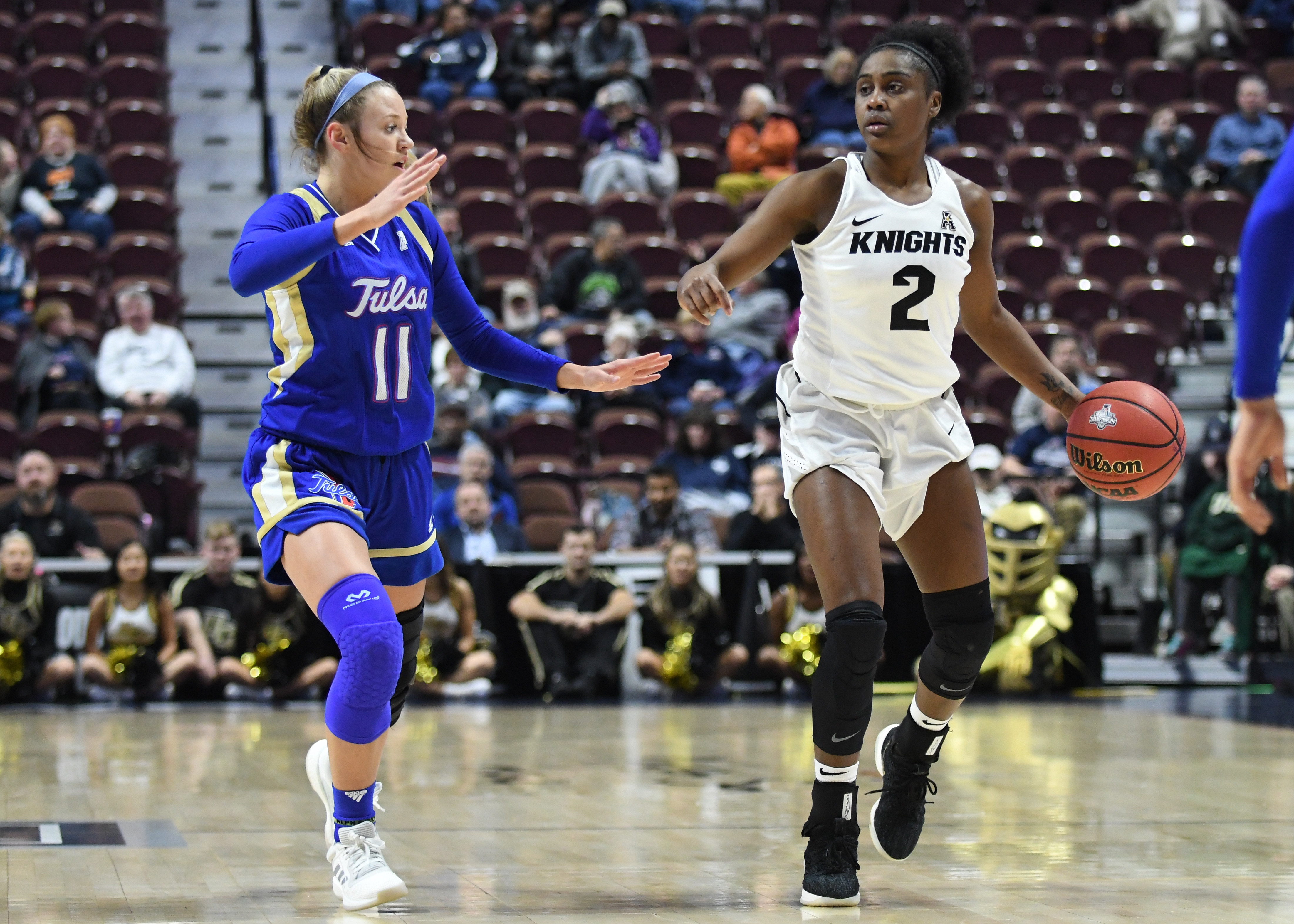 COLLEGE BASKETBALL: MAR 09 American Athletic Conference Women's Championship - Tulsa v UCF